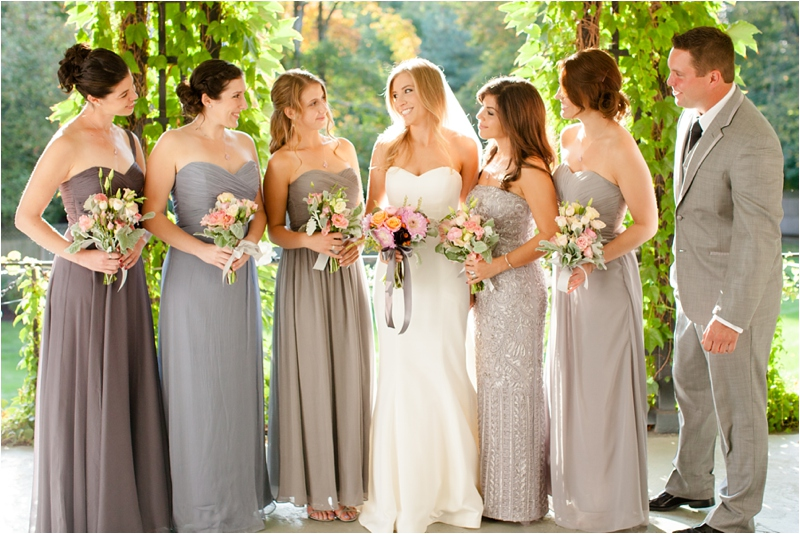 grey and purple dresses at the milton hoosic club