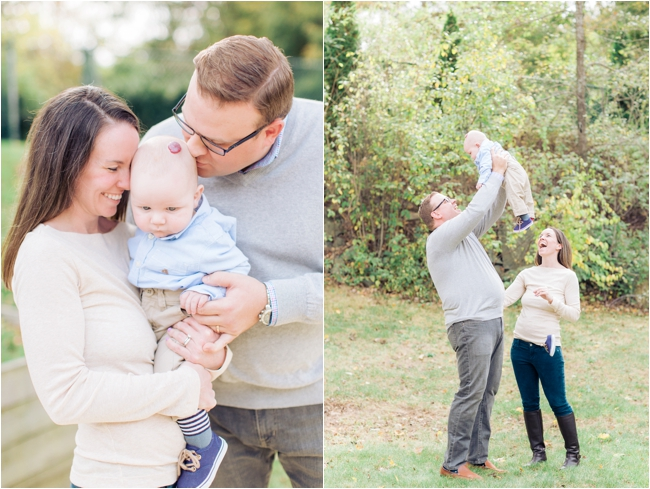 At home lifestyle newborn session by Deborah Zoe Photography.