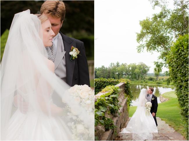 wedding at Turner Hill