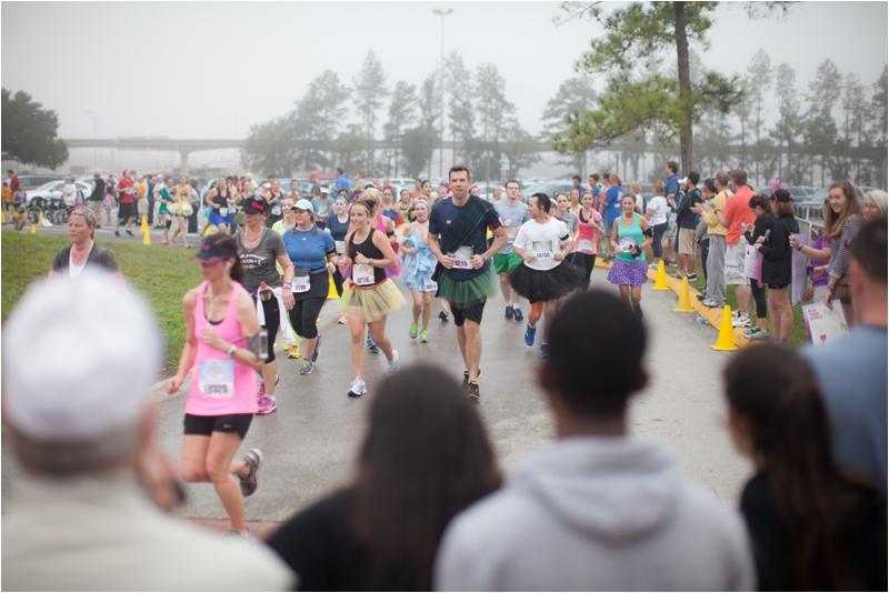 My first Princess Half Marathon