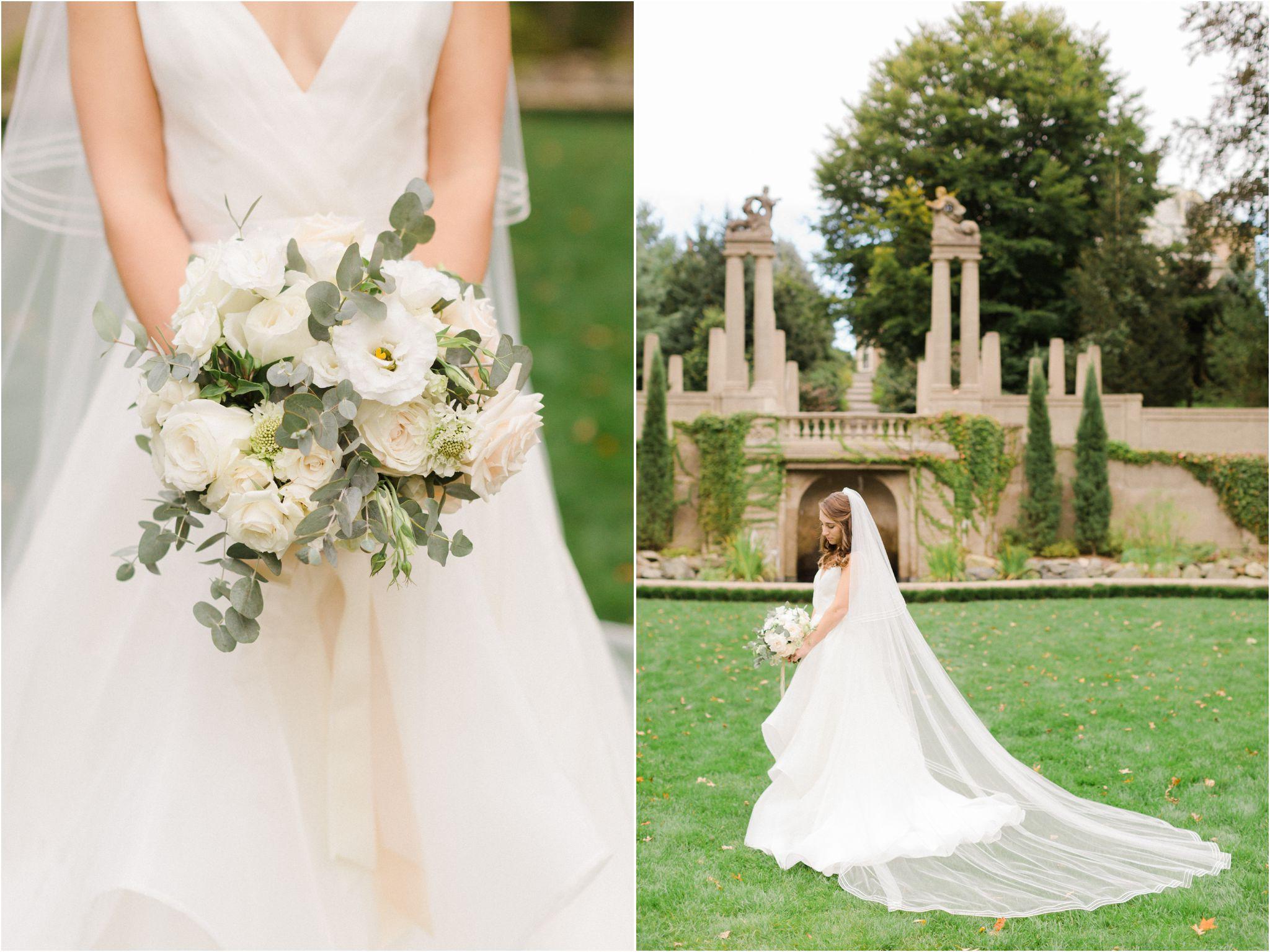 Fall-Bride-Wedding-Photos