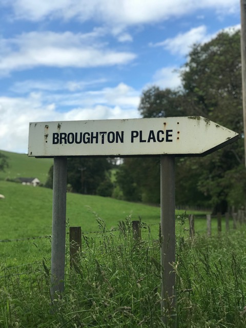 Broughton to Peebles