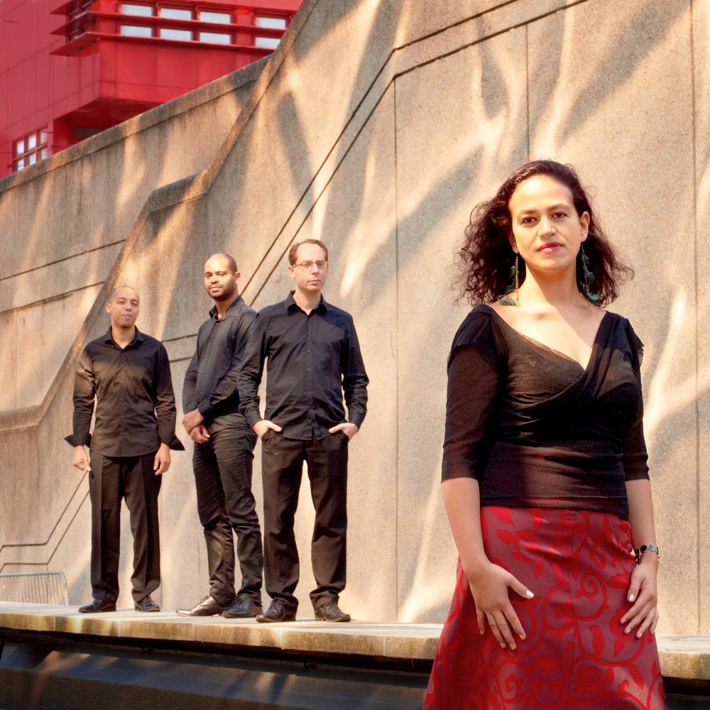 Leïla Olivesi Quintet