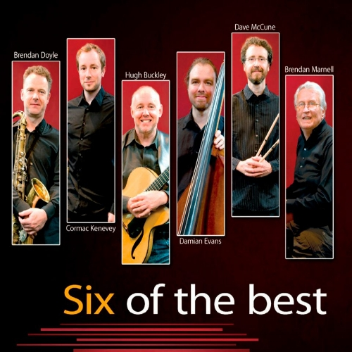 Six Of The Best 2011 - Features Cormac on 17 Tracks for this project led by Brendan Marnell
