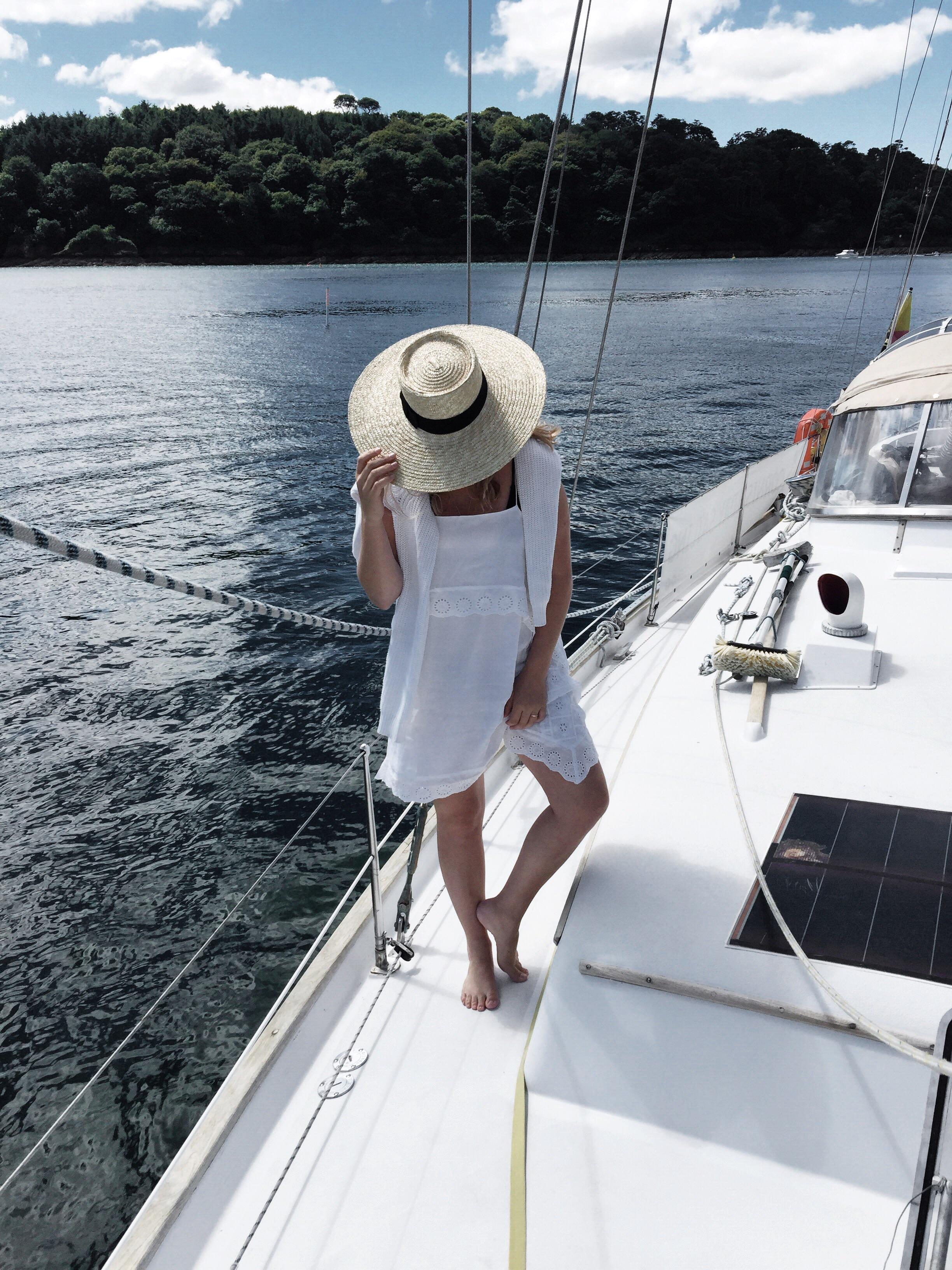 cornish day sailing heyo!