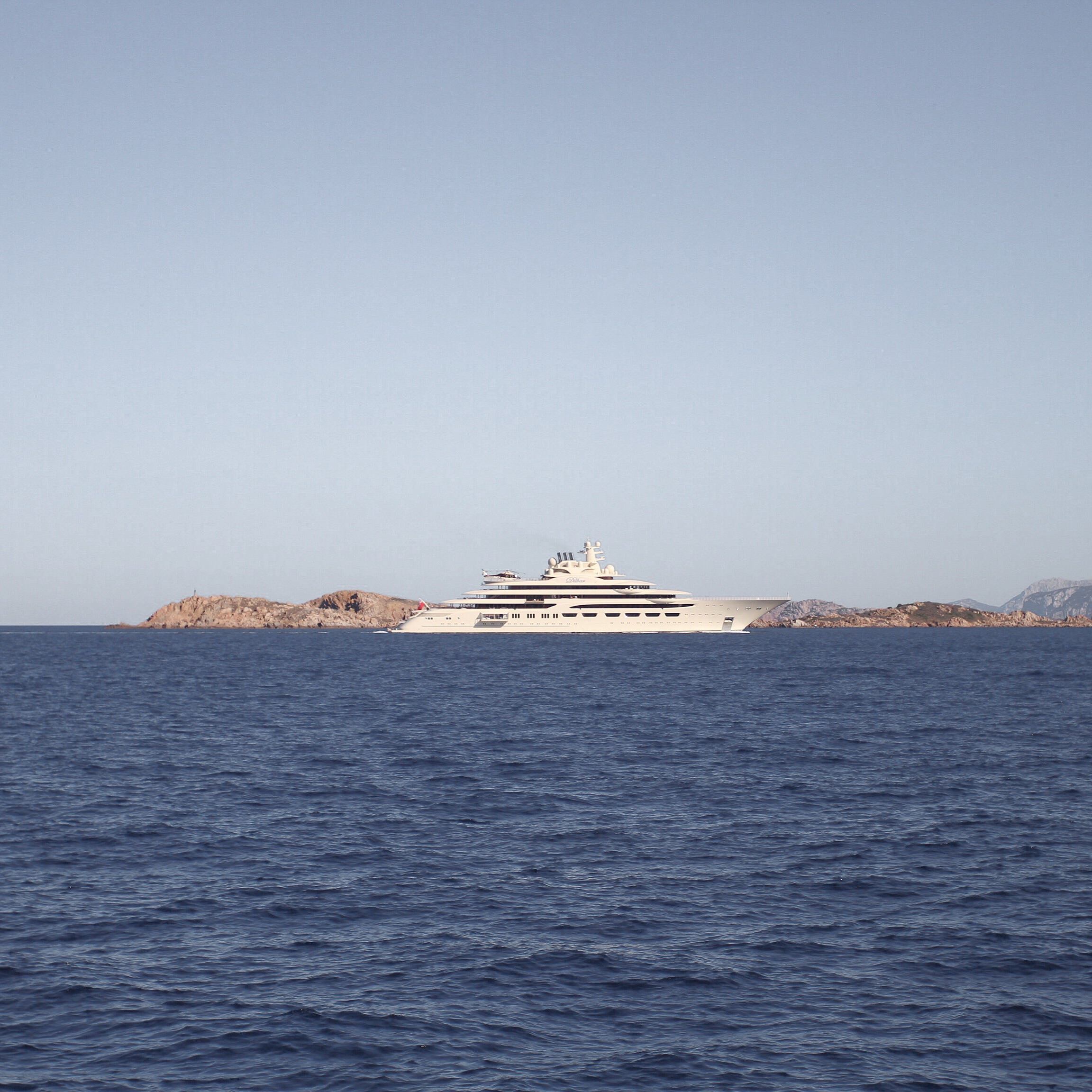 "one of the top five world's mega yachts called ""Dilbar"" WHATS GOOD DILBAR"
