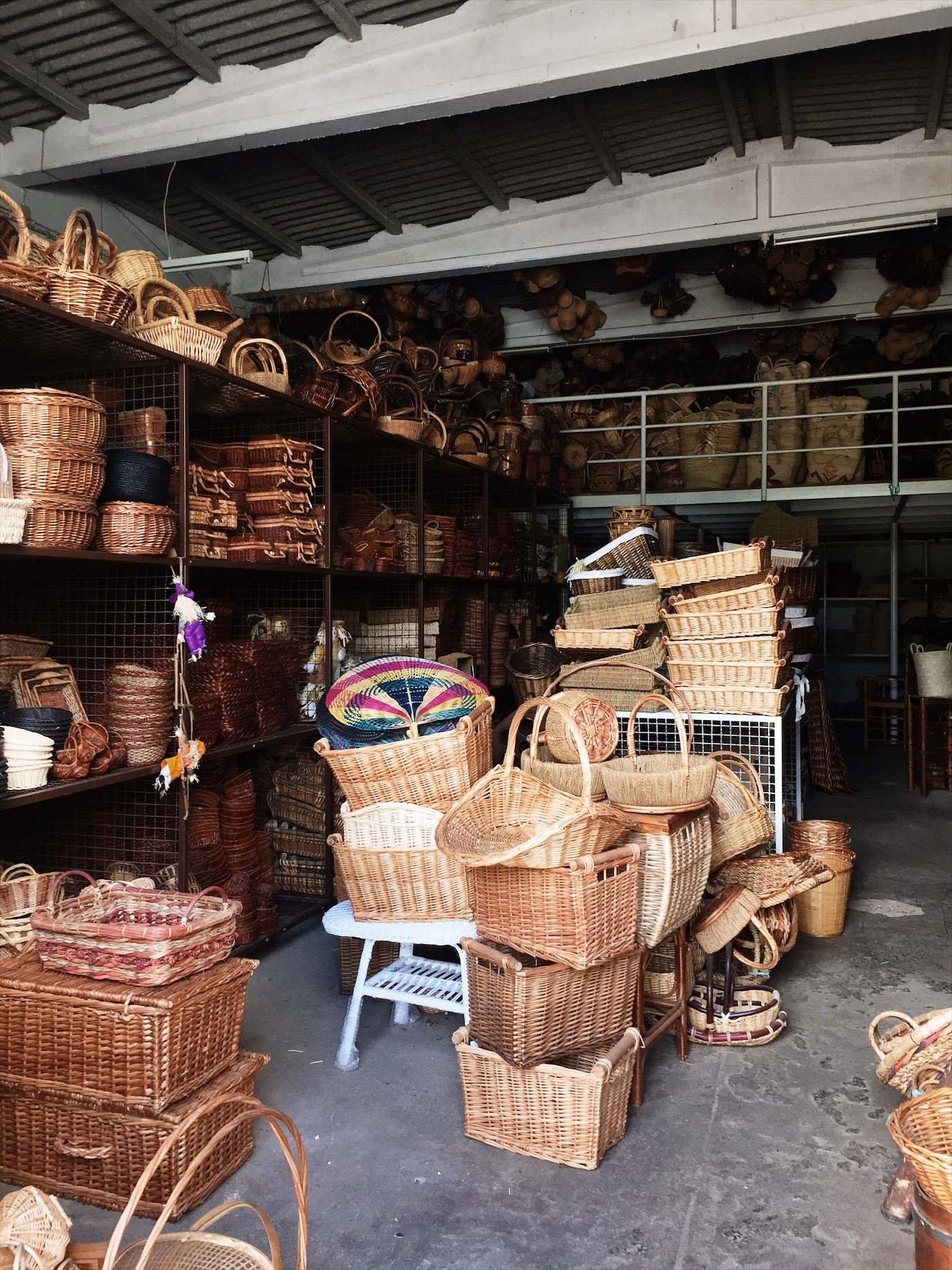 again, the stores with thousands of baskets (Im always looking for any new additions to The Beaux Store) but I always leave empty handed bc I just prefer the artisanal baskets local to the Algarve.