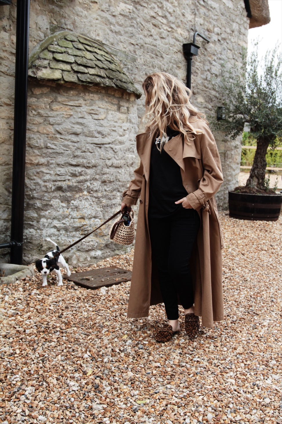 Trench Coat || Beaux Cotswold Weekend