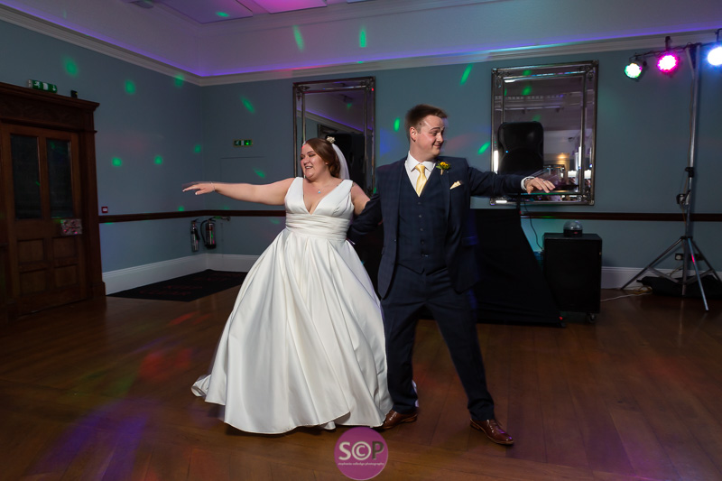 show stopping first dance at pendrell hall