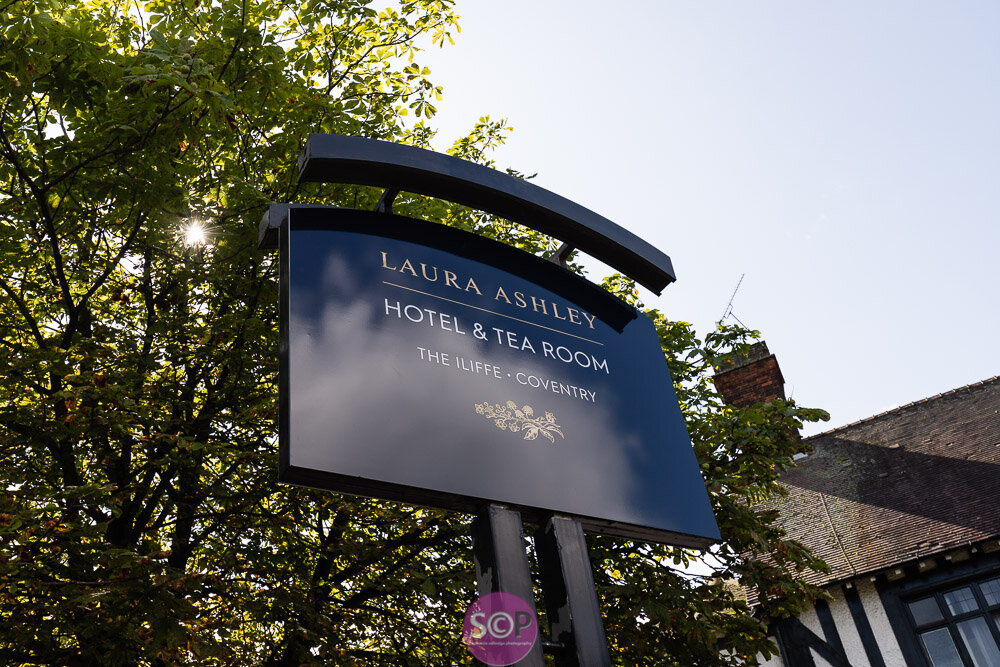 laura ashley hotel, the iliffe in coventry