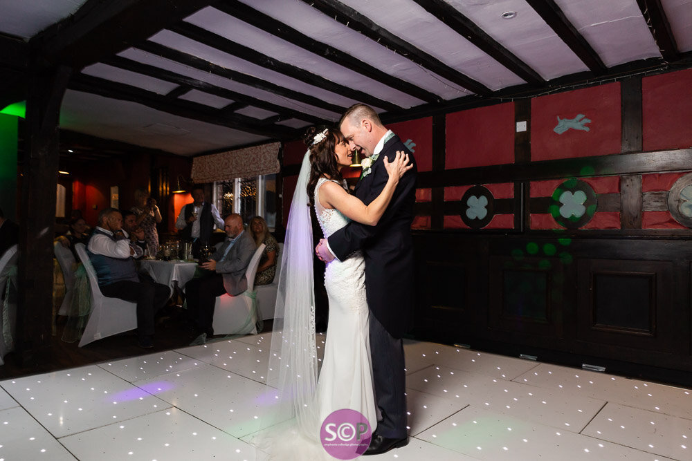 first dance at the iliffe coventry
