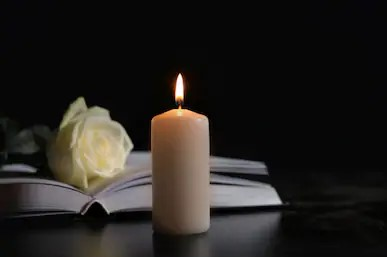 burning-candle-book-white-rose-260nw-1191446908.jpg