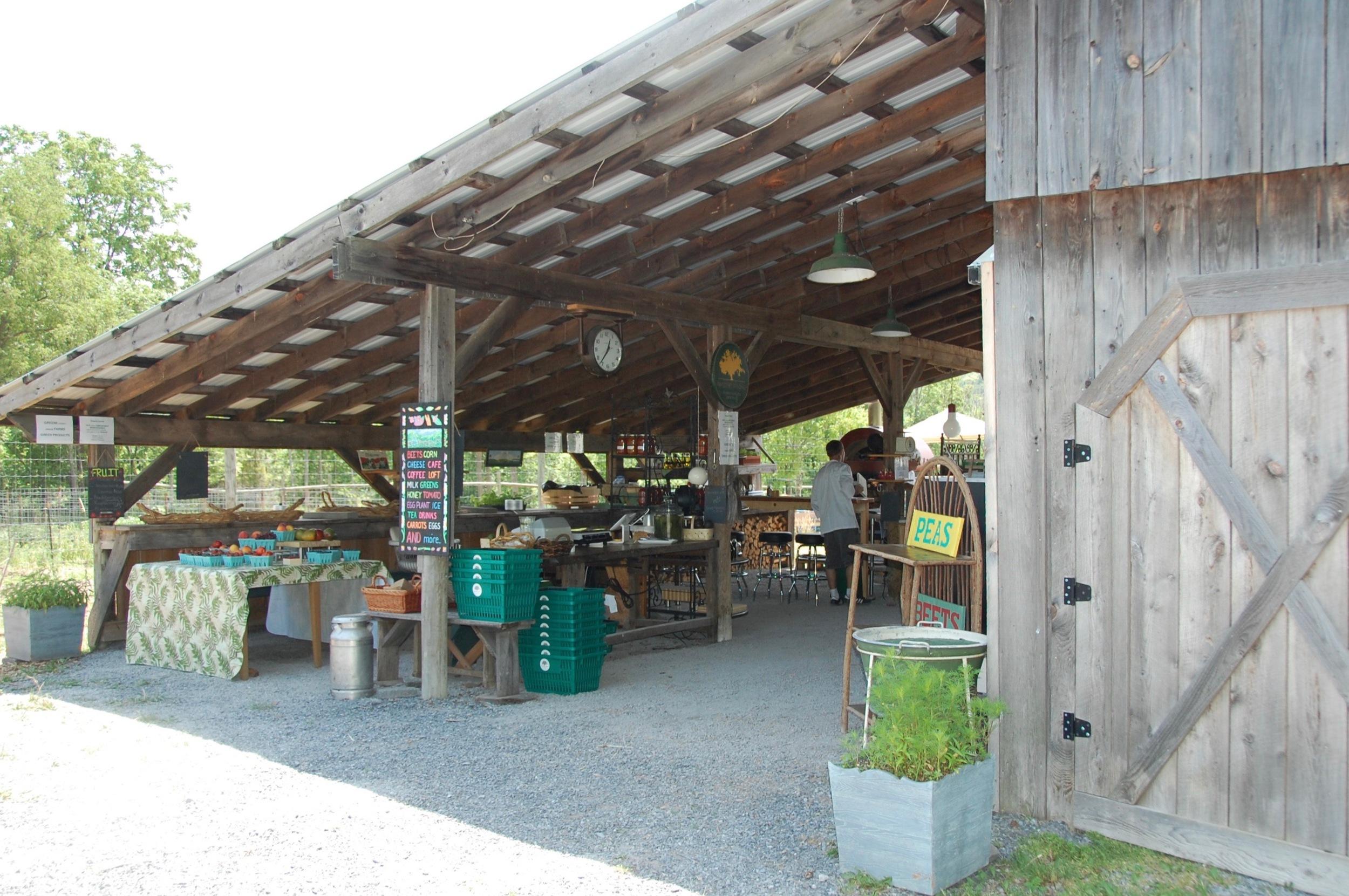 Greene Farms Farmstand Cornwallville NY