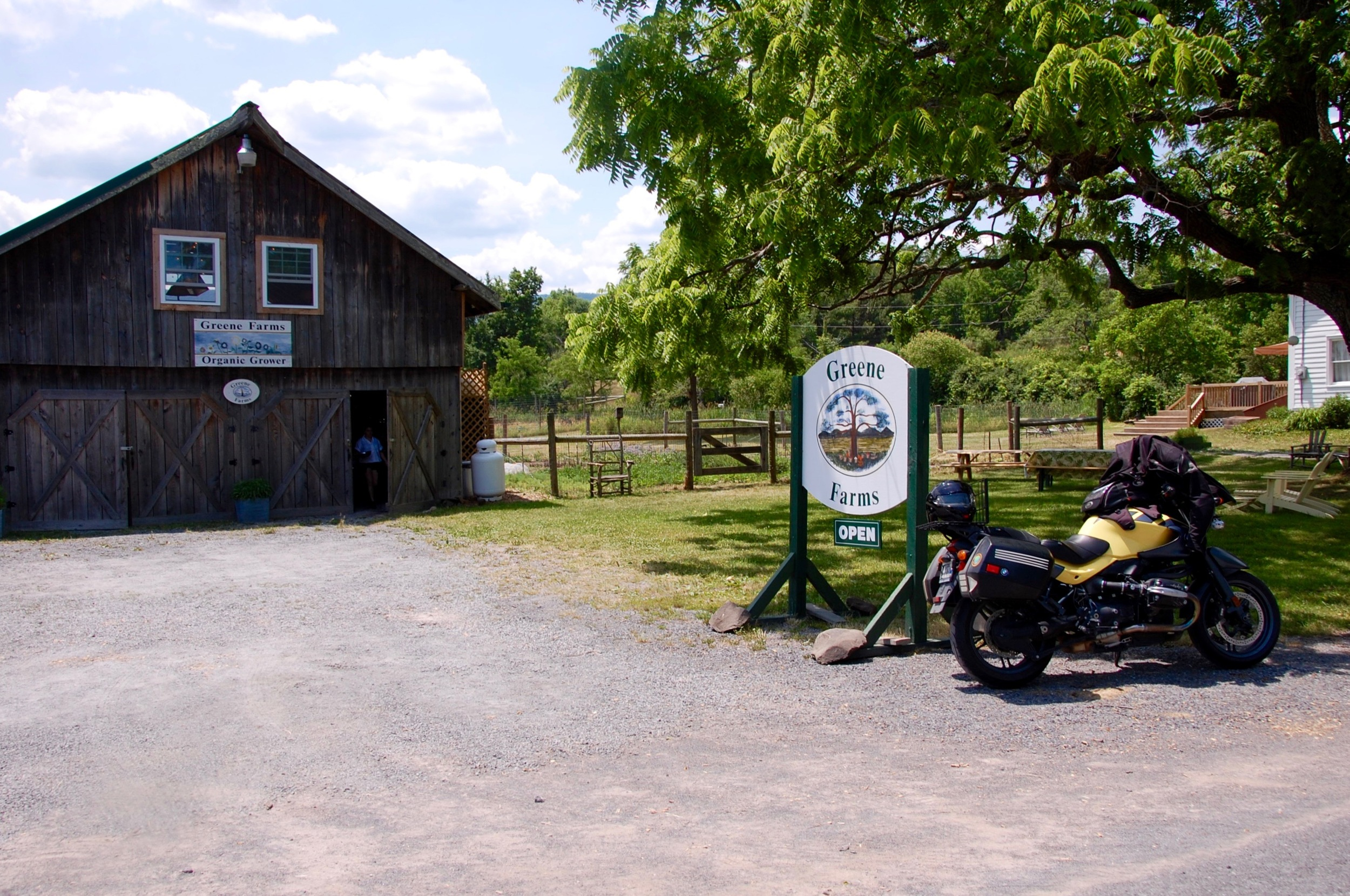 Greene Farms Organic Farm Cornwallville NY