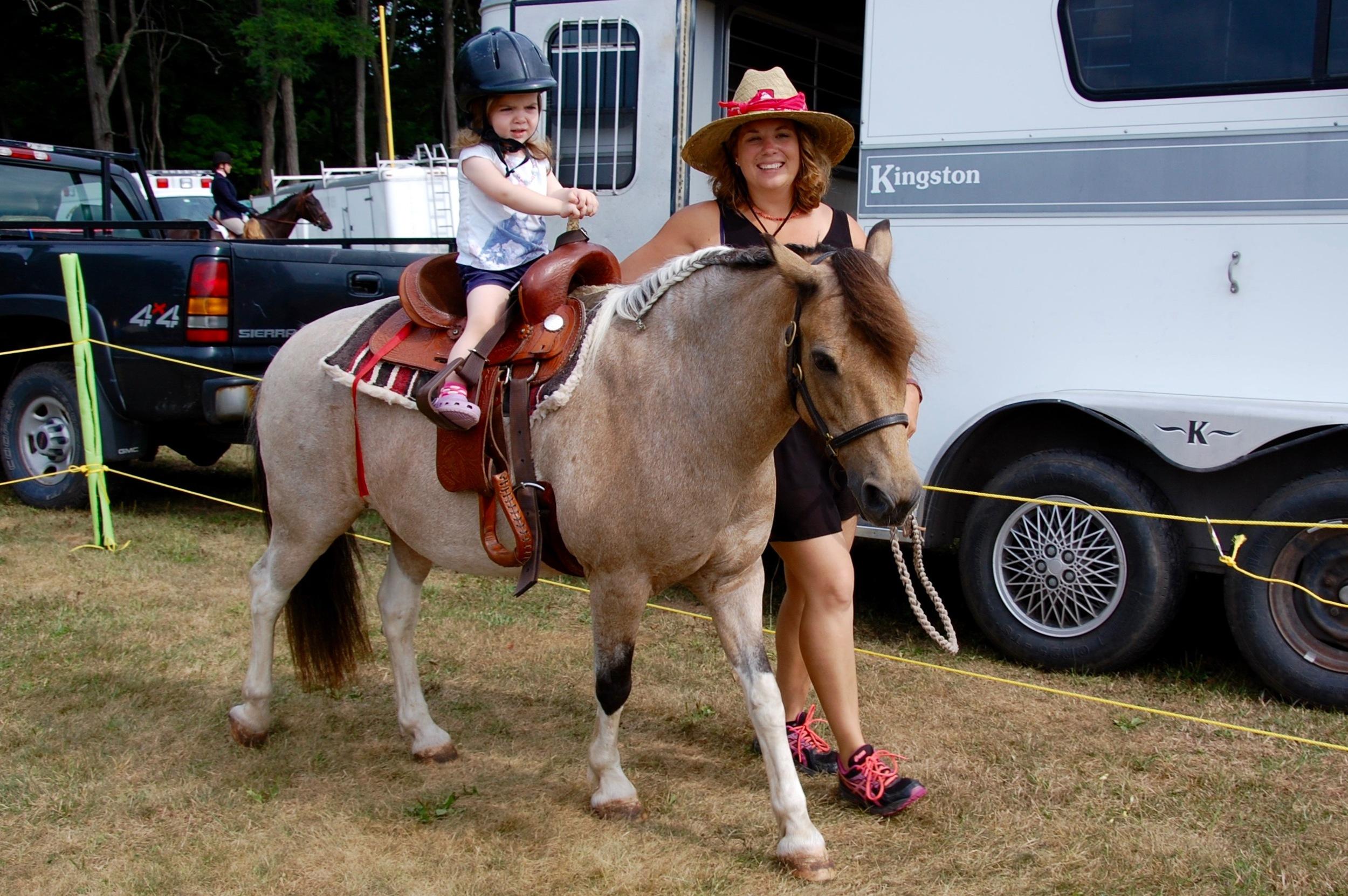 Olive Branch Equestrian Pony Ride