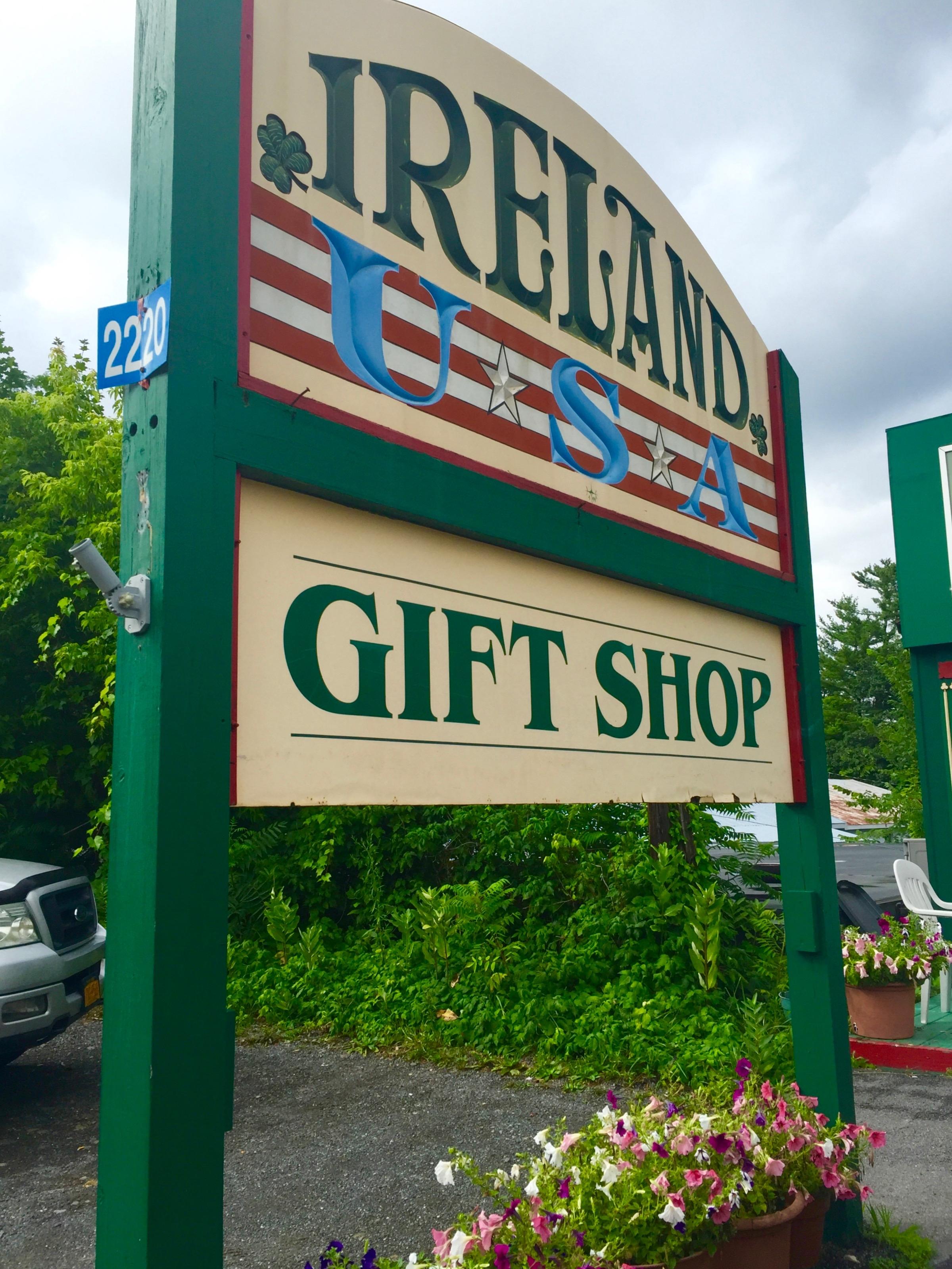 Irish gift shop east durham ny