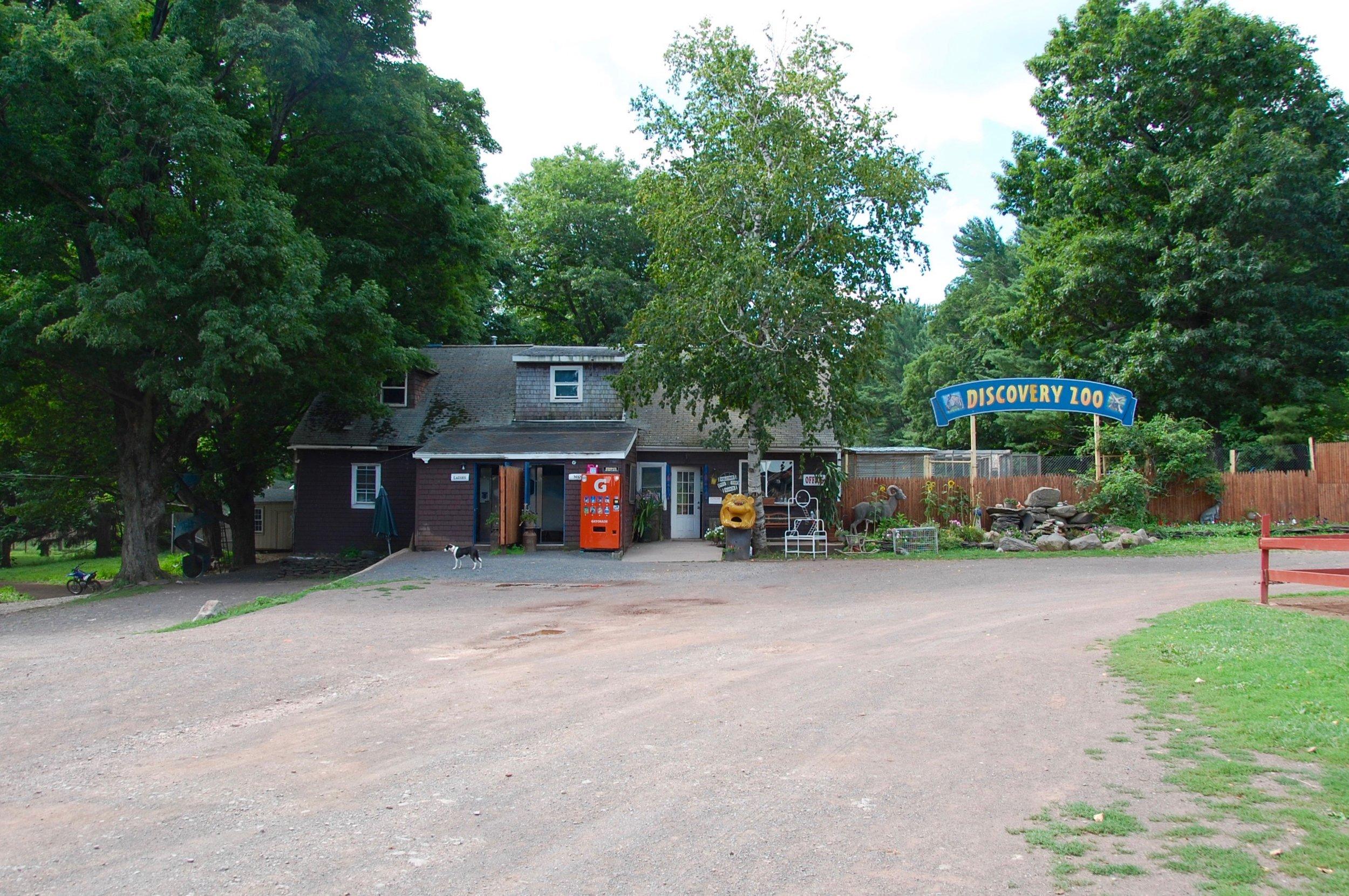 Bailiwick Ranch Discovery Zoo