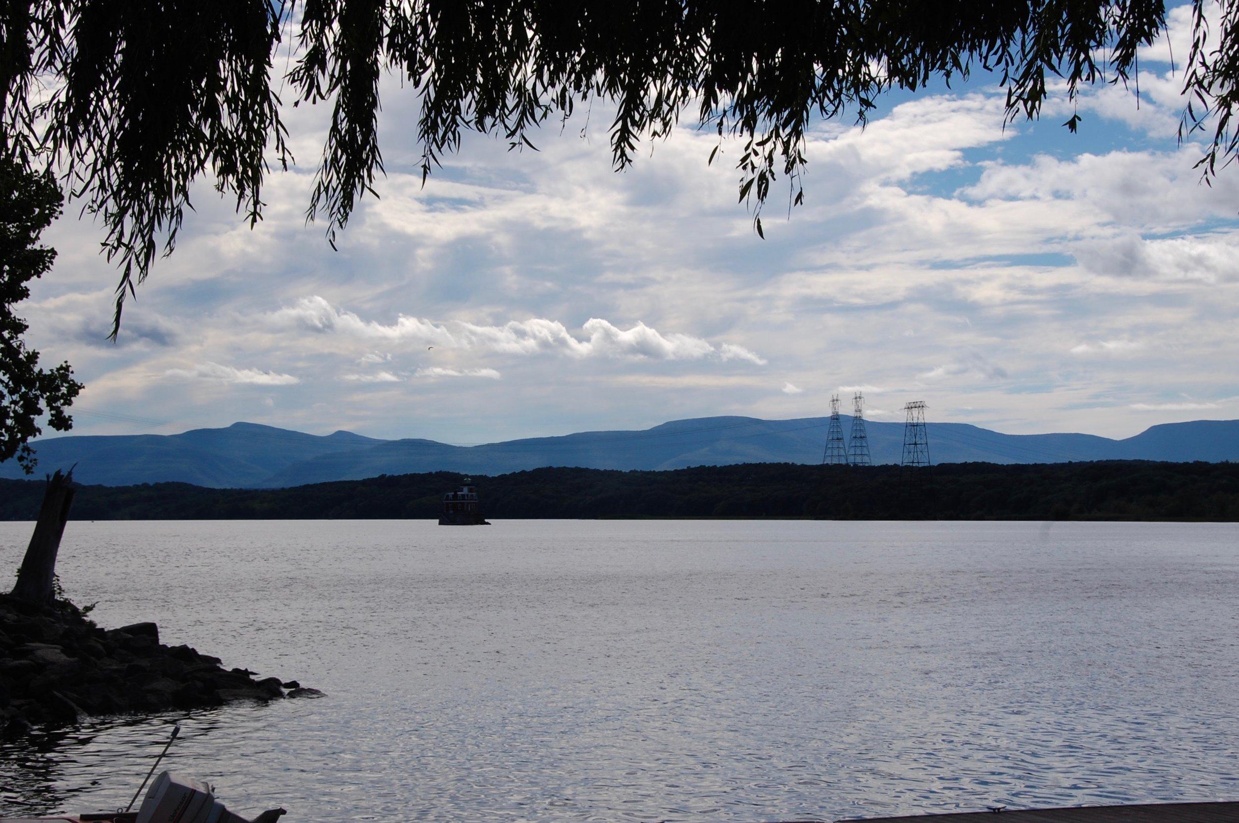 hudson ny waterfront