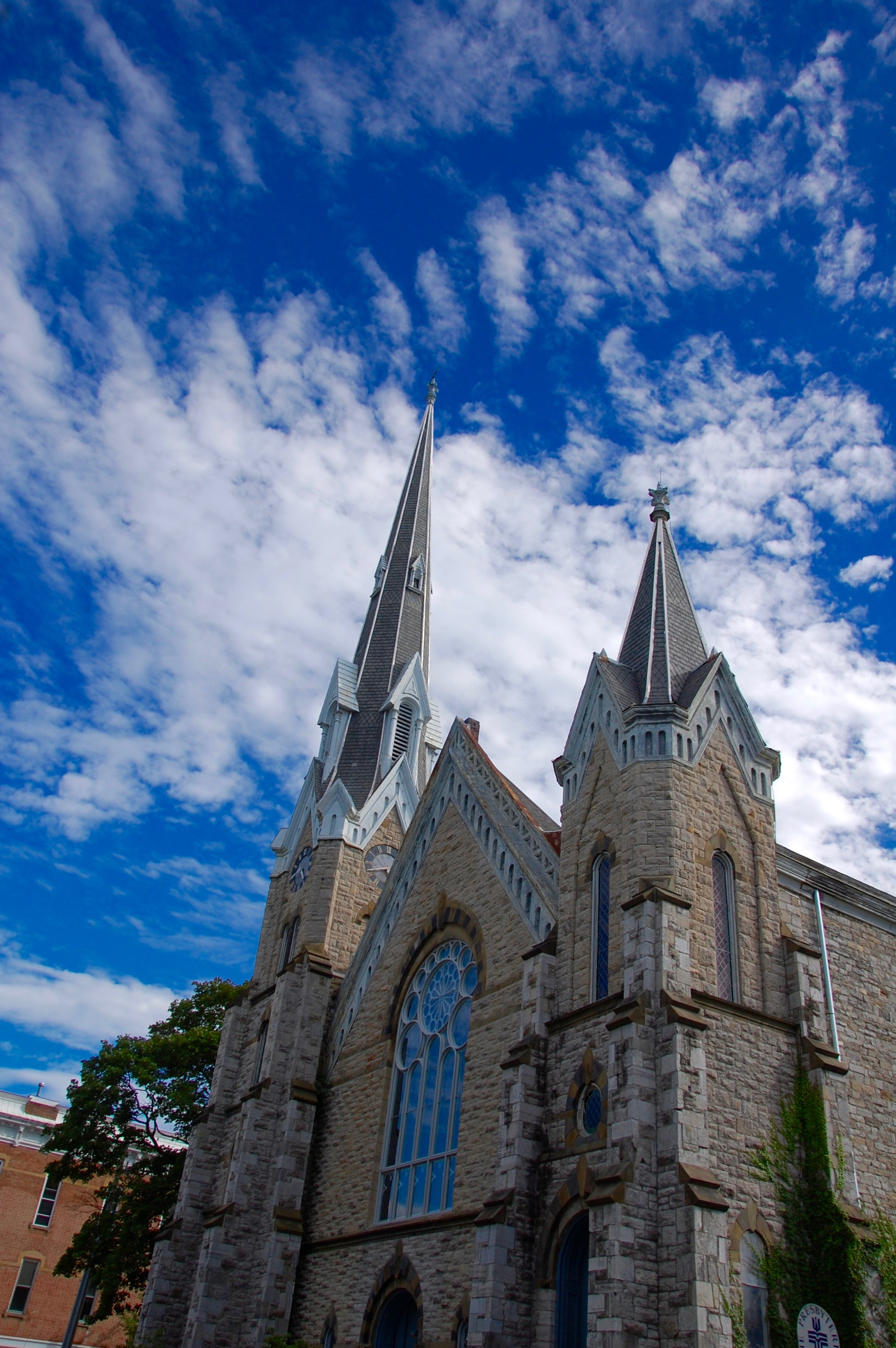 First Presbyterian Church of Hudson, New York