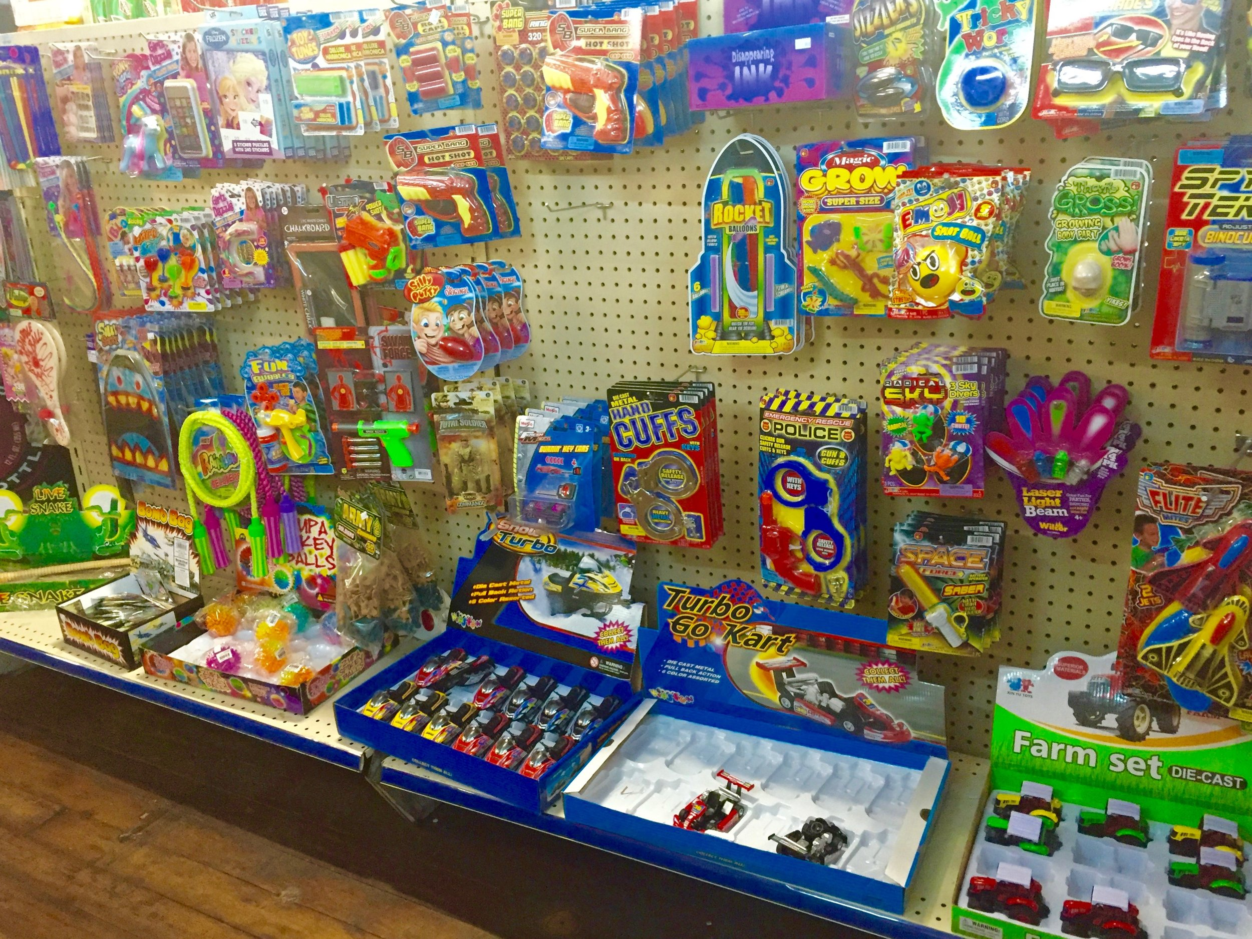 lawyers general store toys