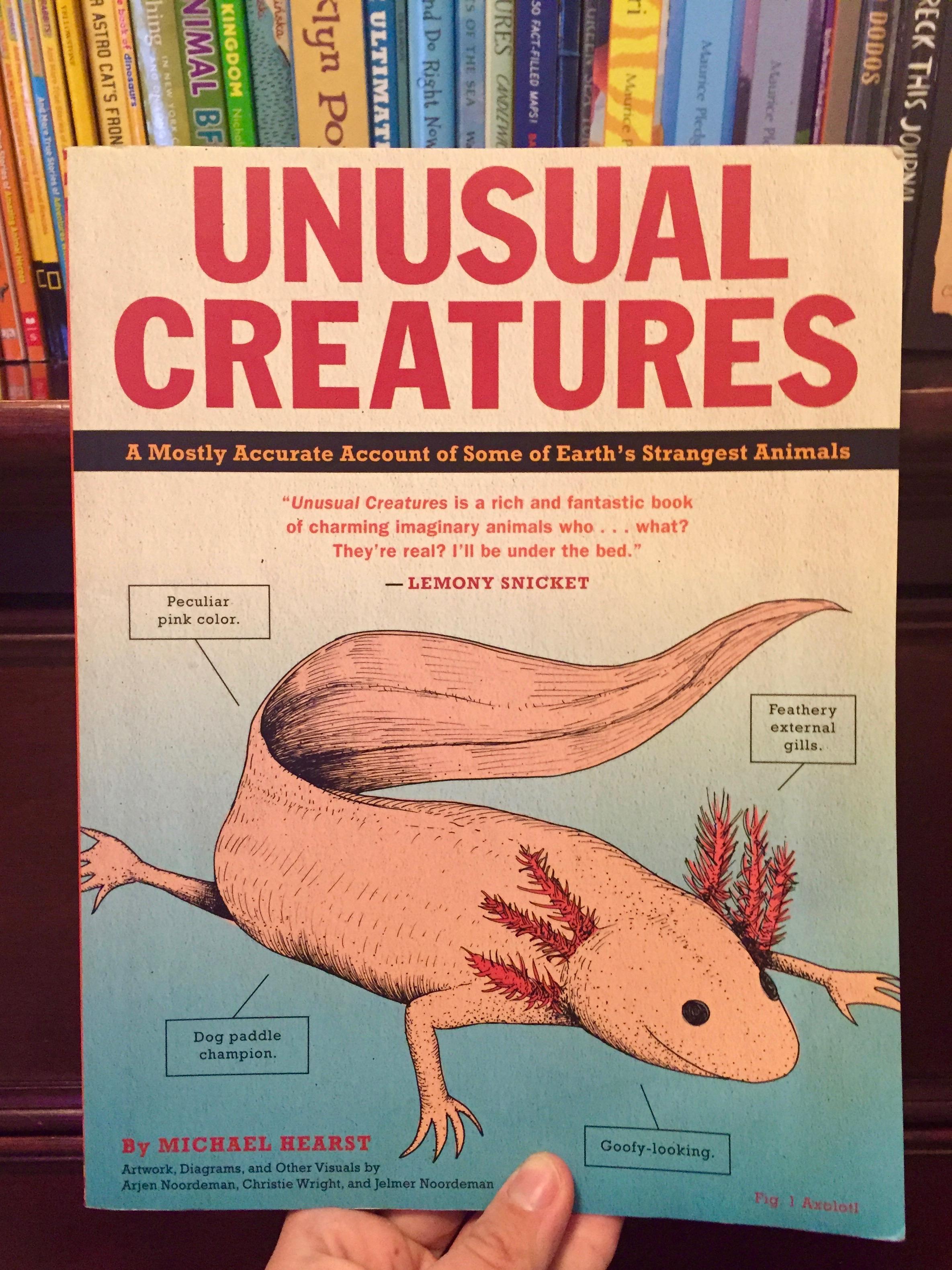 unusual creatures