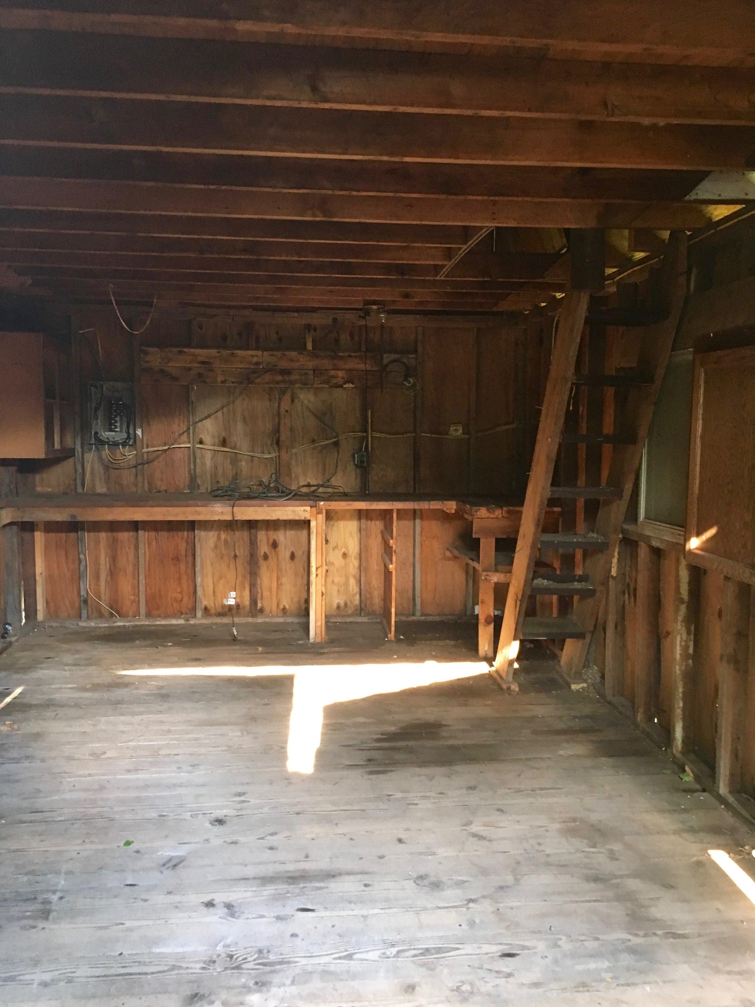 Barnage interior