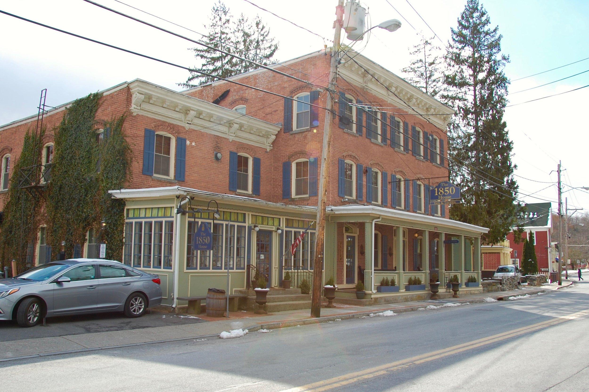 The 1850 House Inn & Tavern, Rosendale, NY