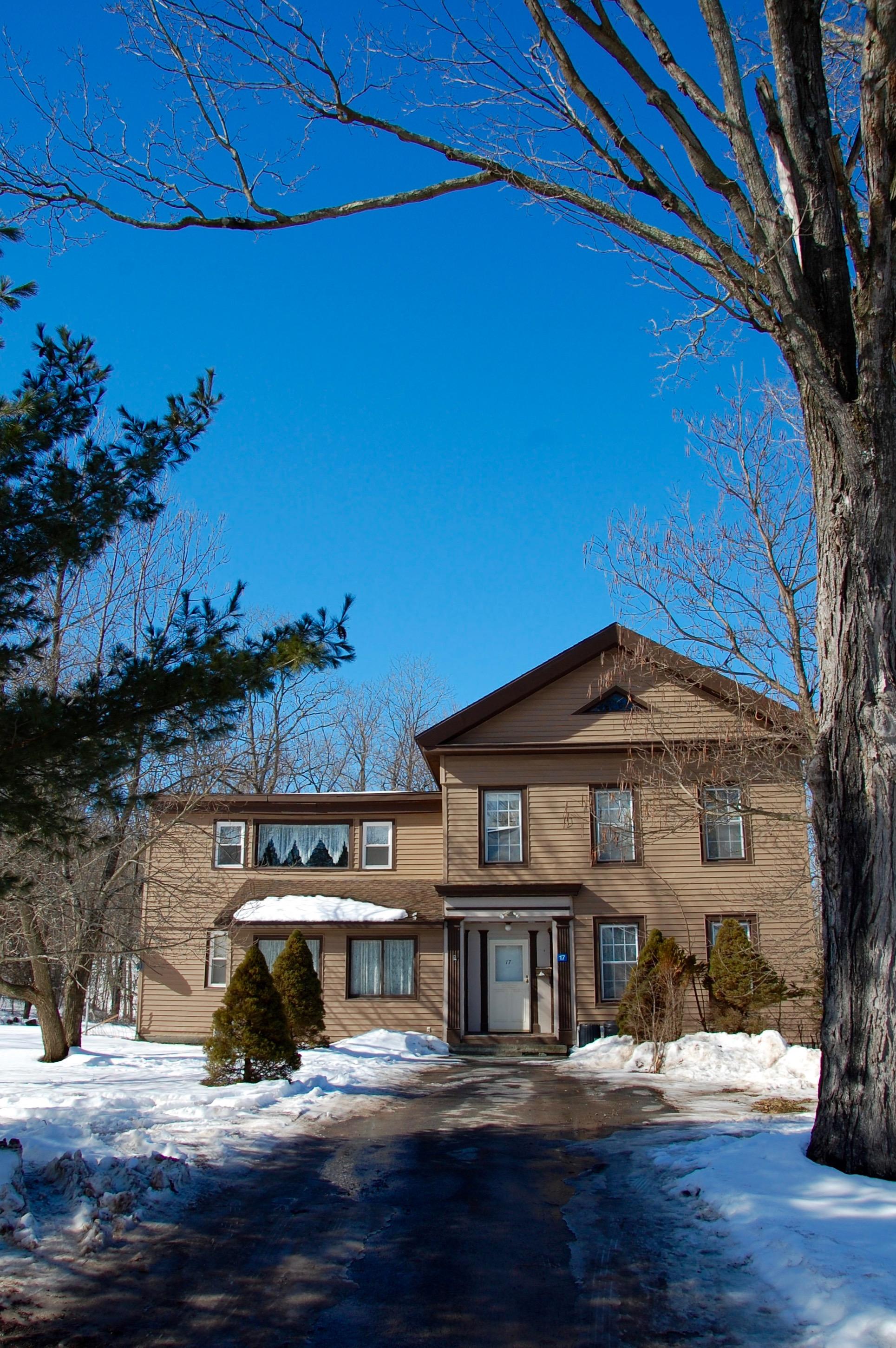 Murray Road house