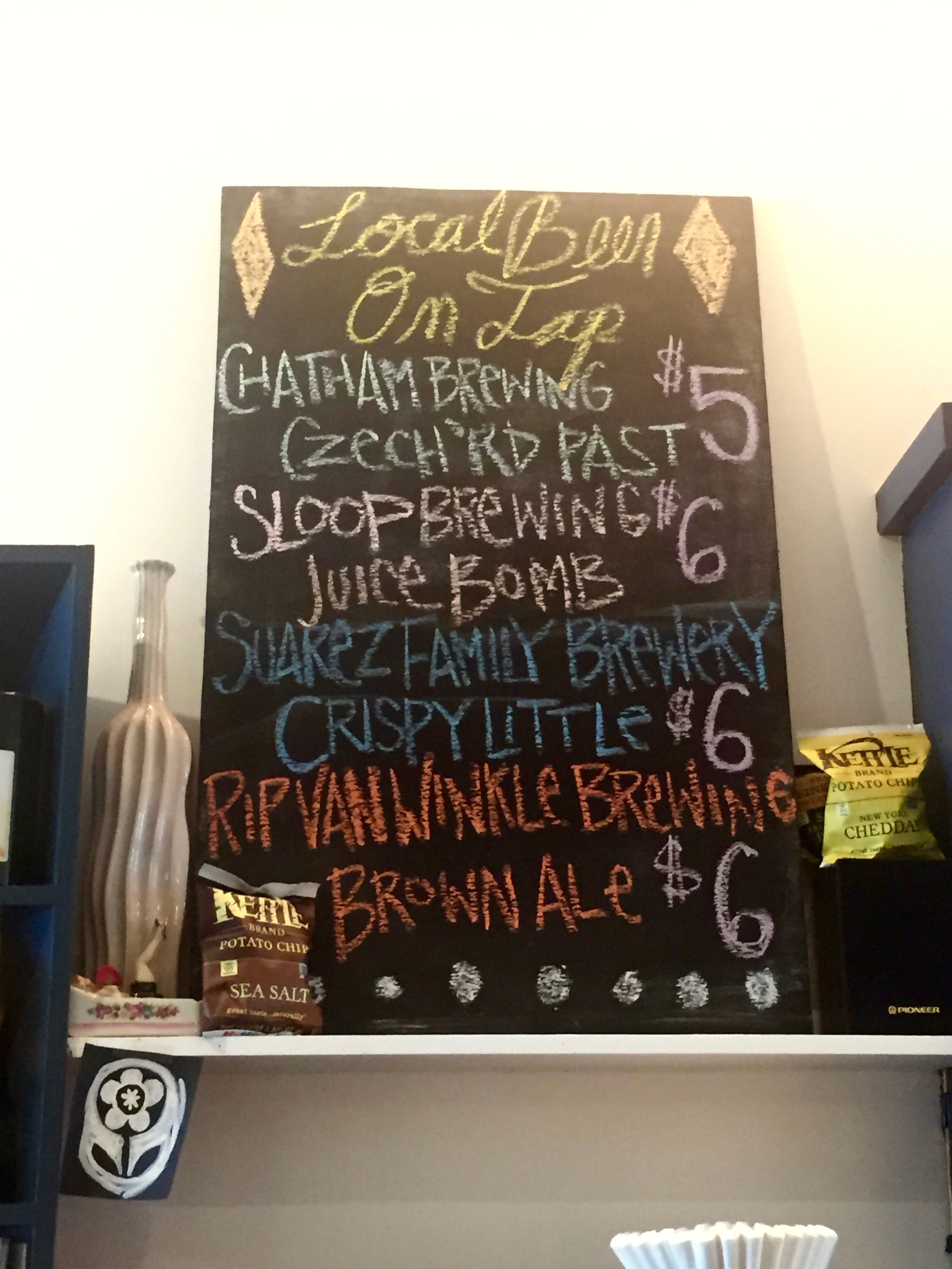 Hilo catskill beer menu