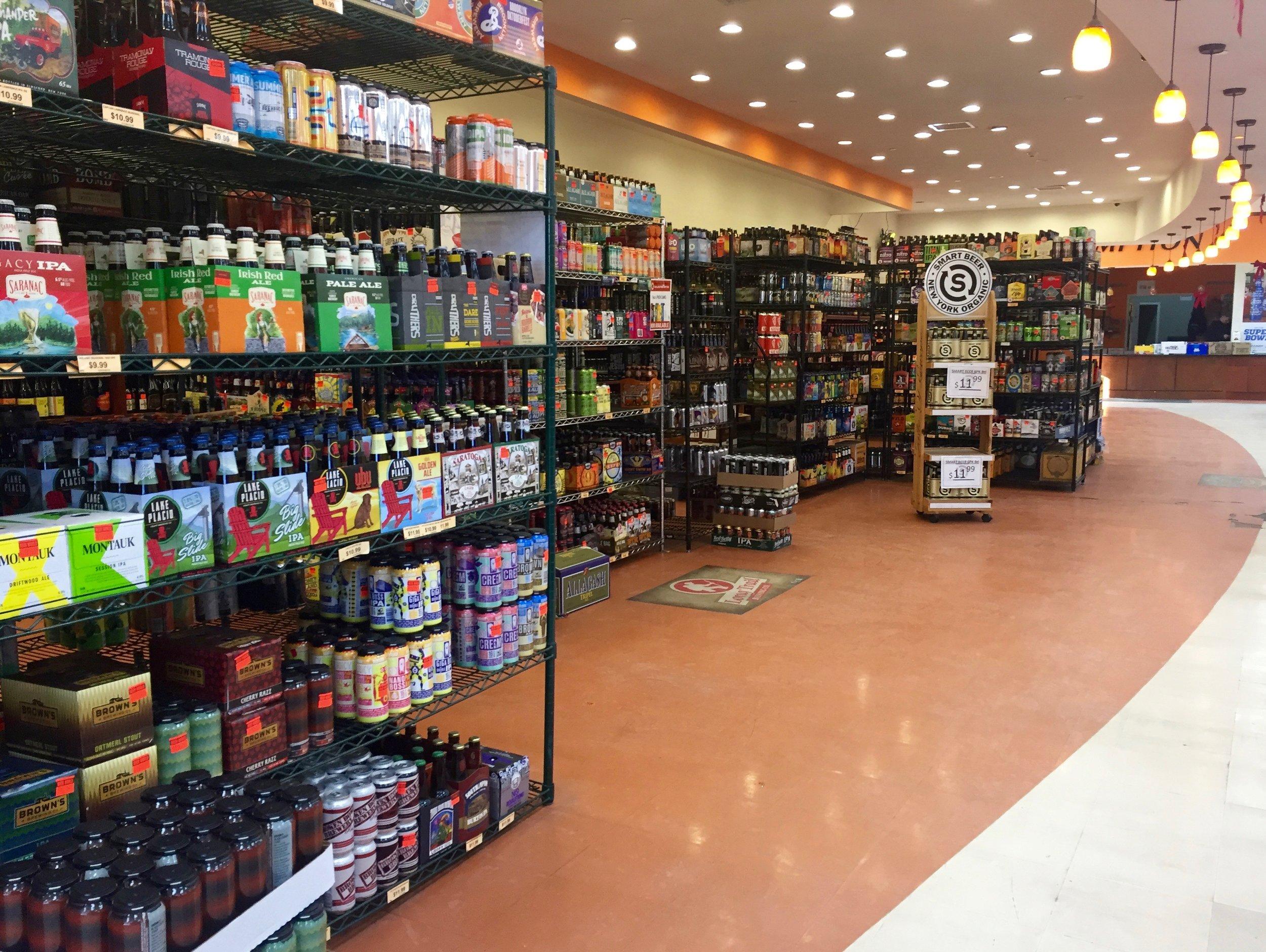 best beer store catskills