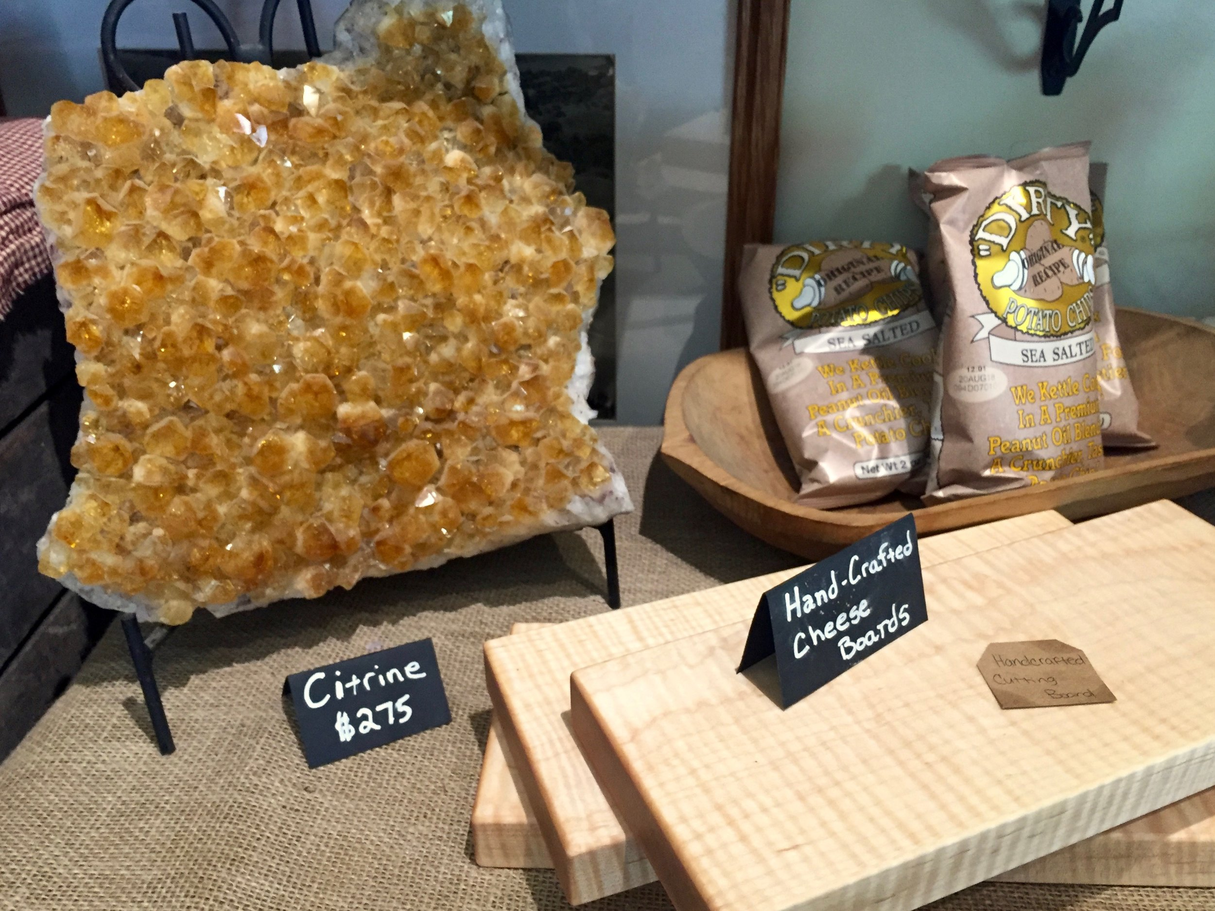 sloop crystals