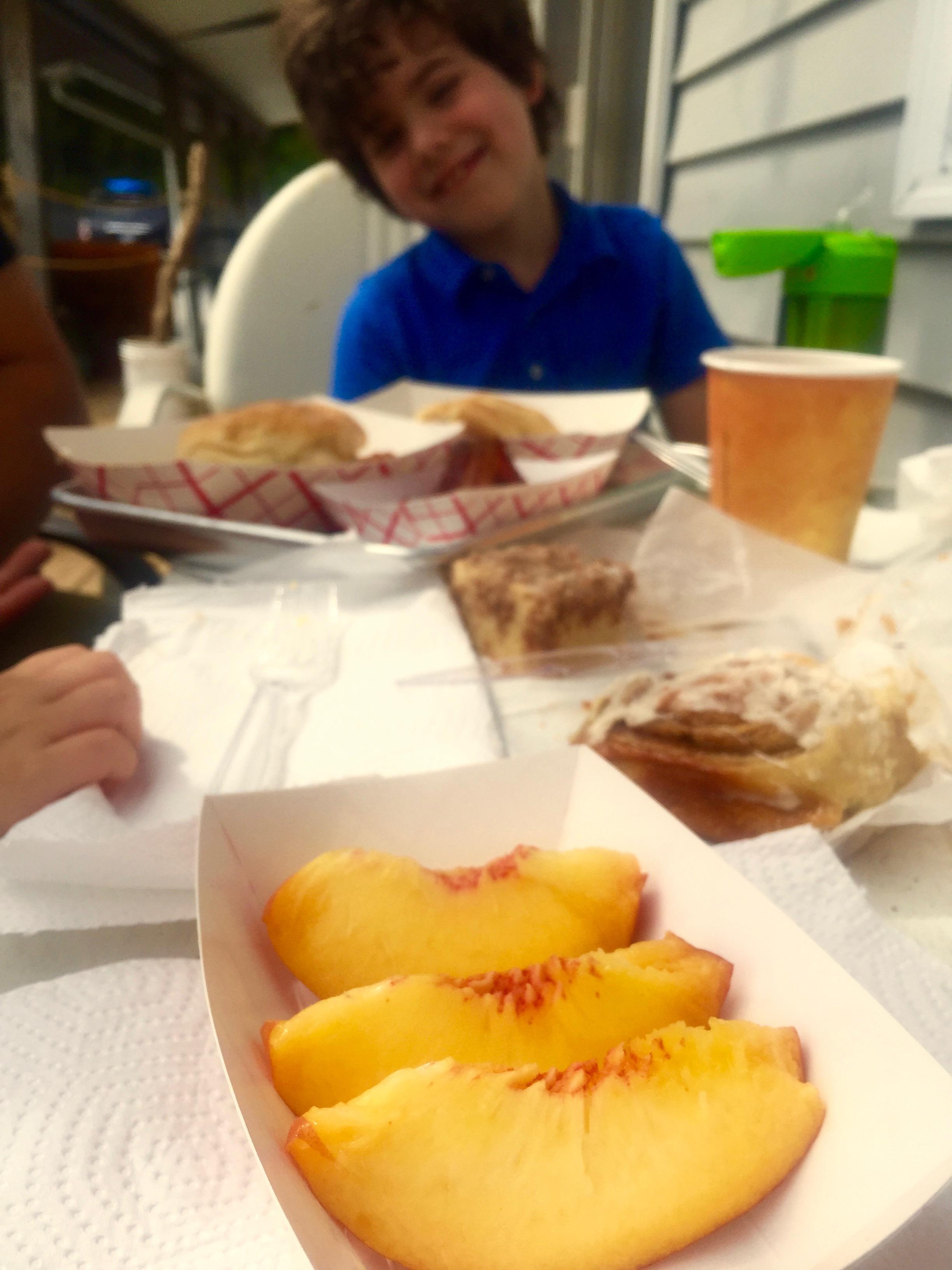 Kuhar Family Farm fruit