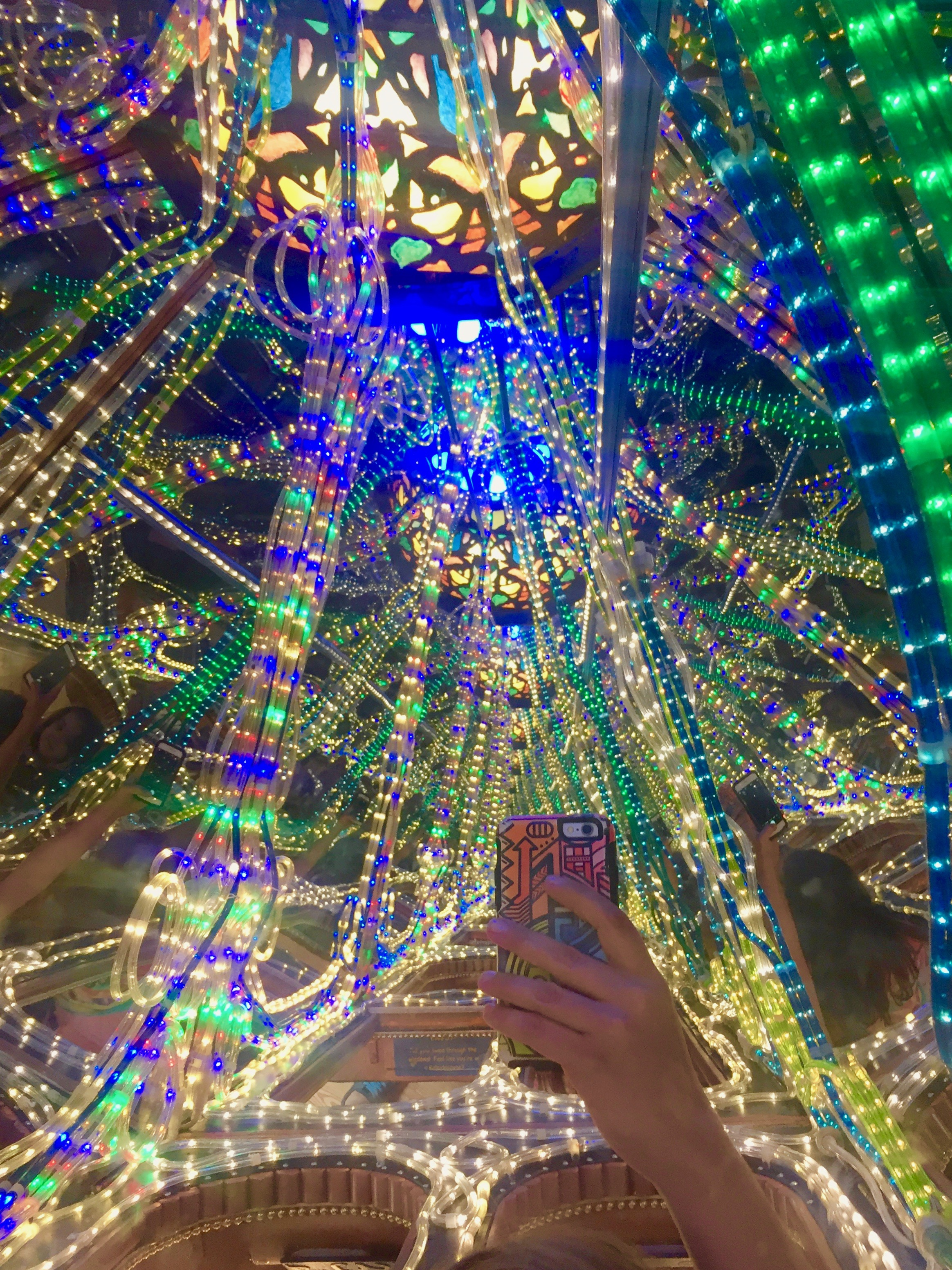 worlds largest kaleidoscope mt tremper