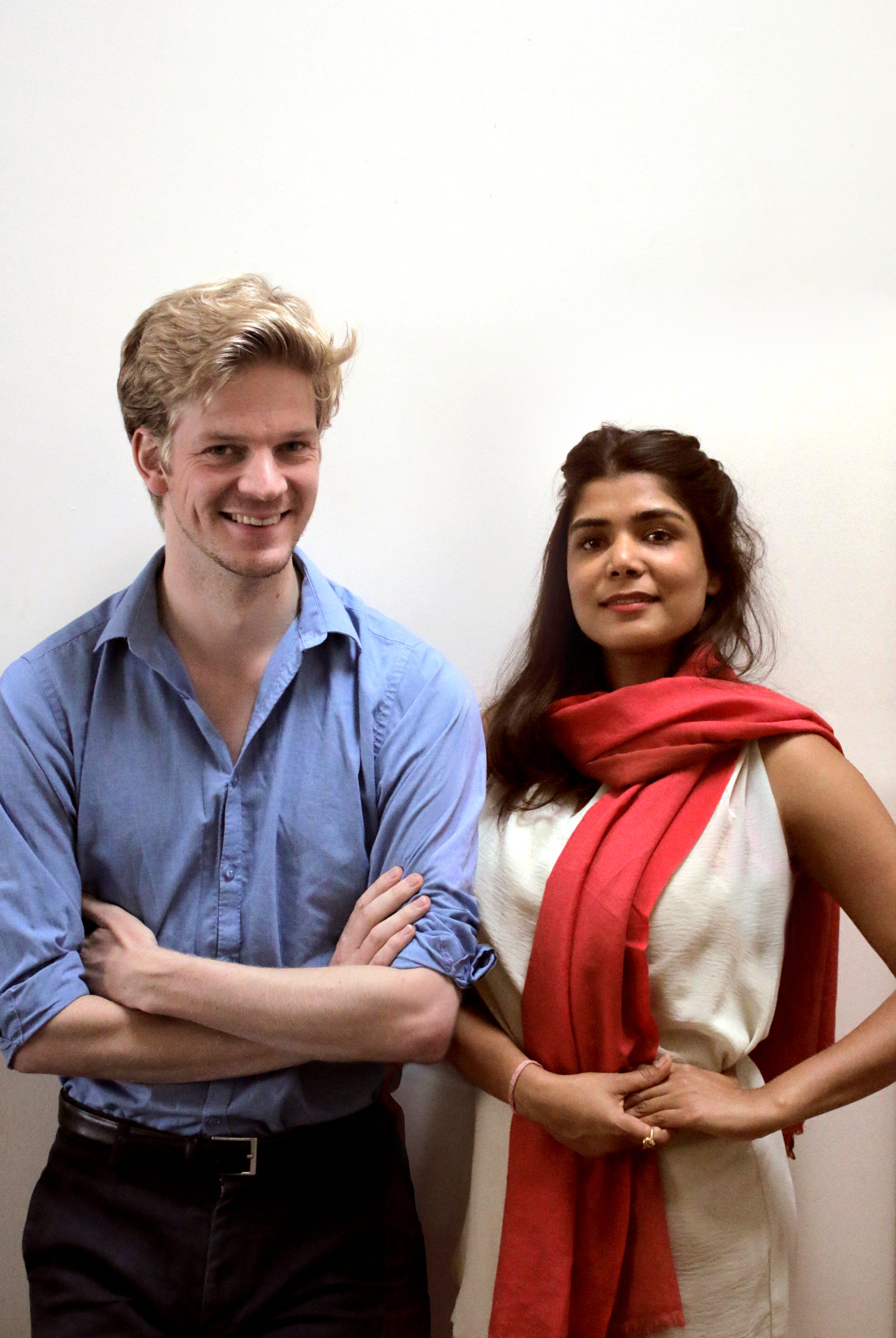 TO&FROM founders: Bob de Graaf & Somya Singh