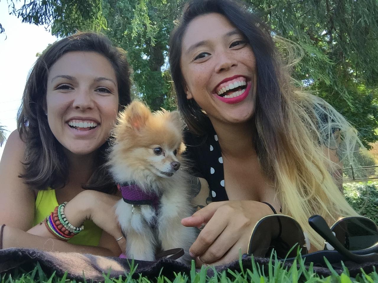 Impulse adventures with Leah & Lil Dau