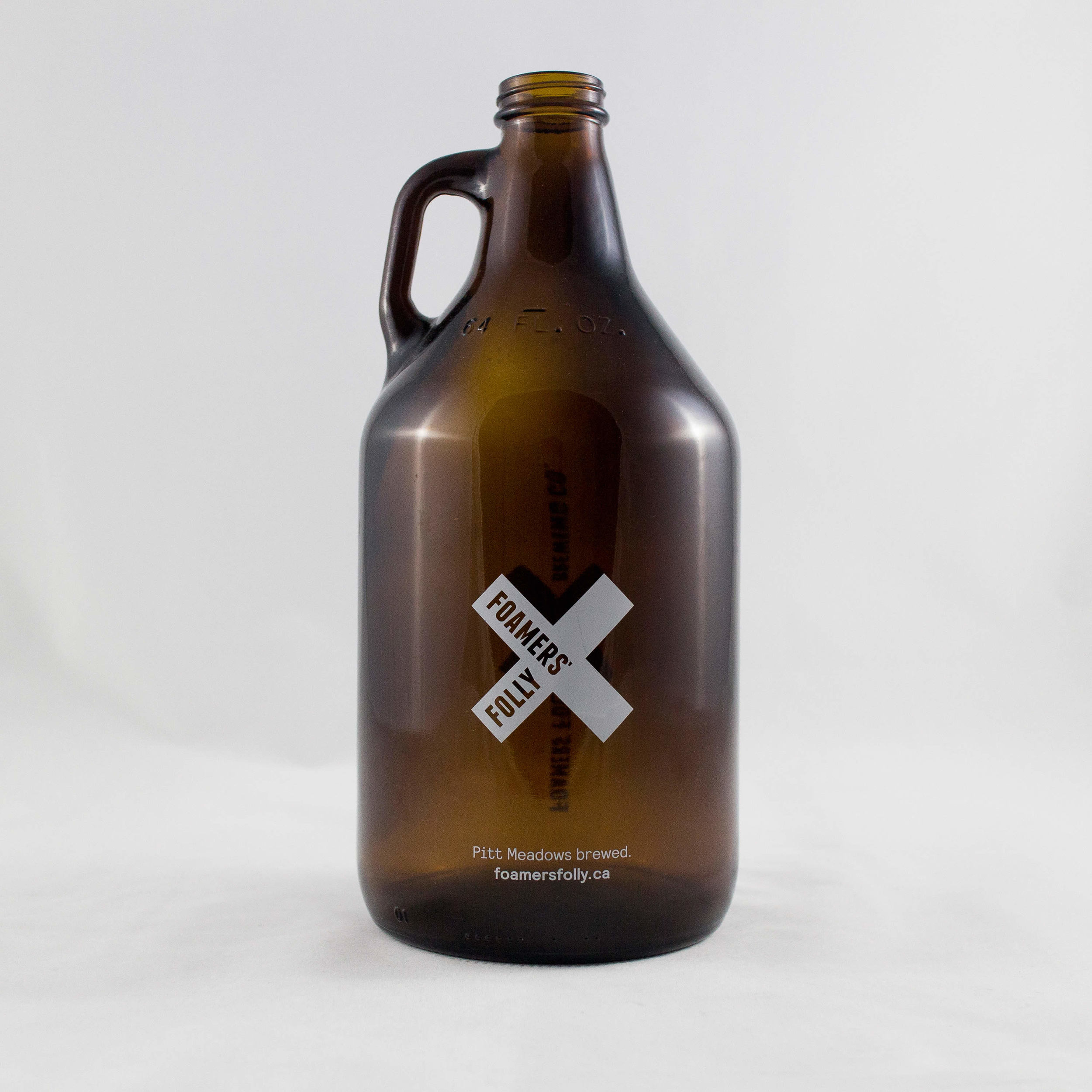 Original growler design