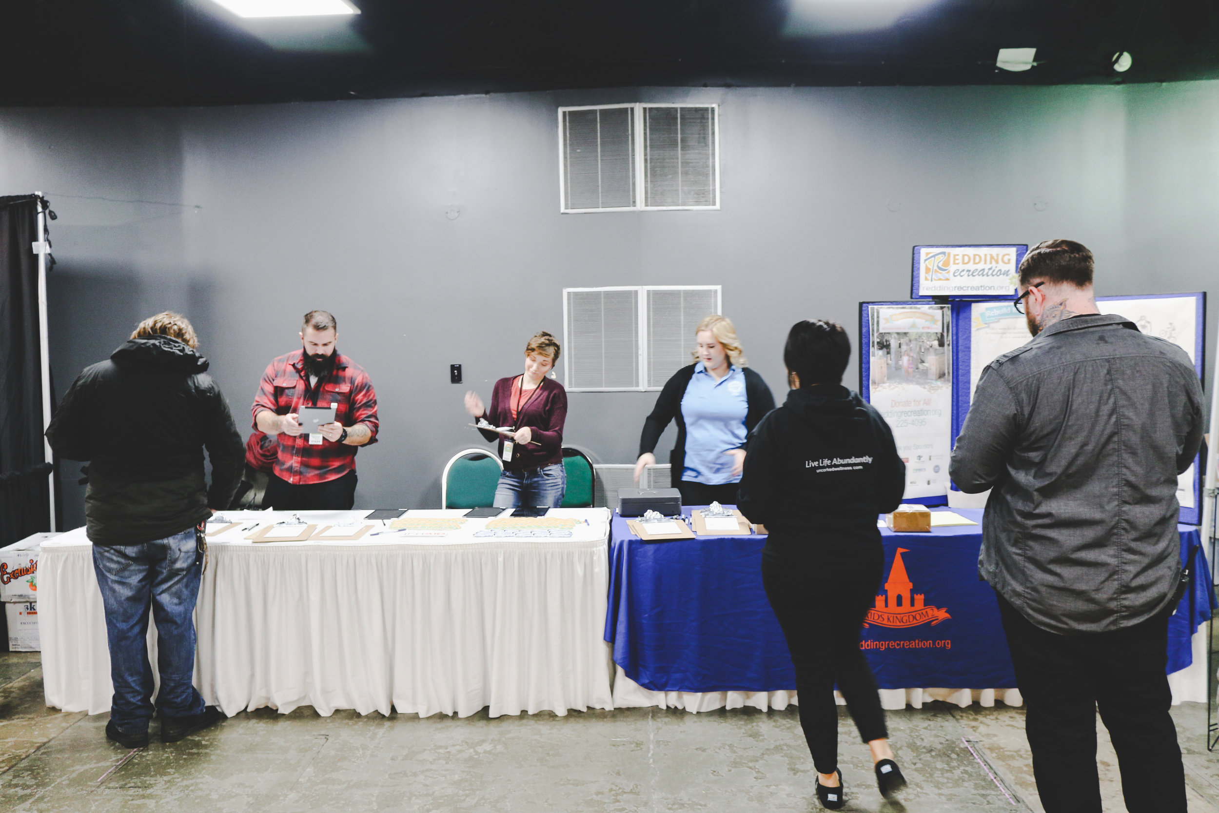 Redding Health Expo