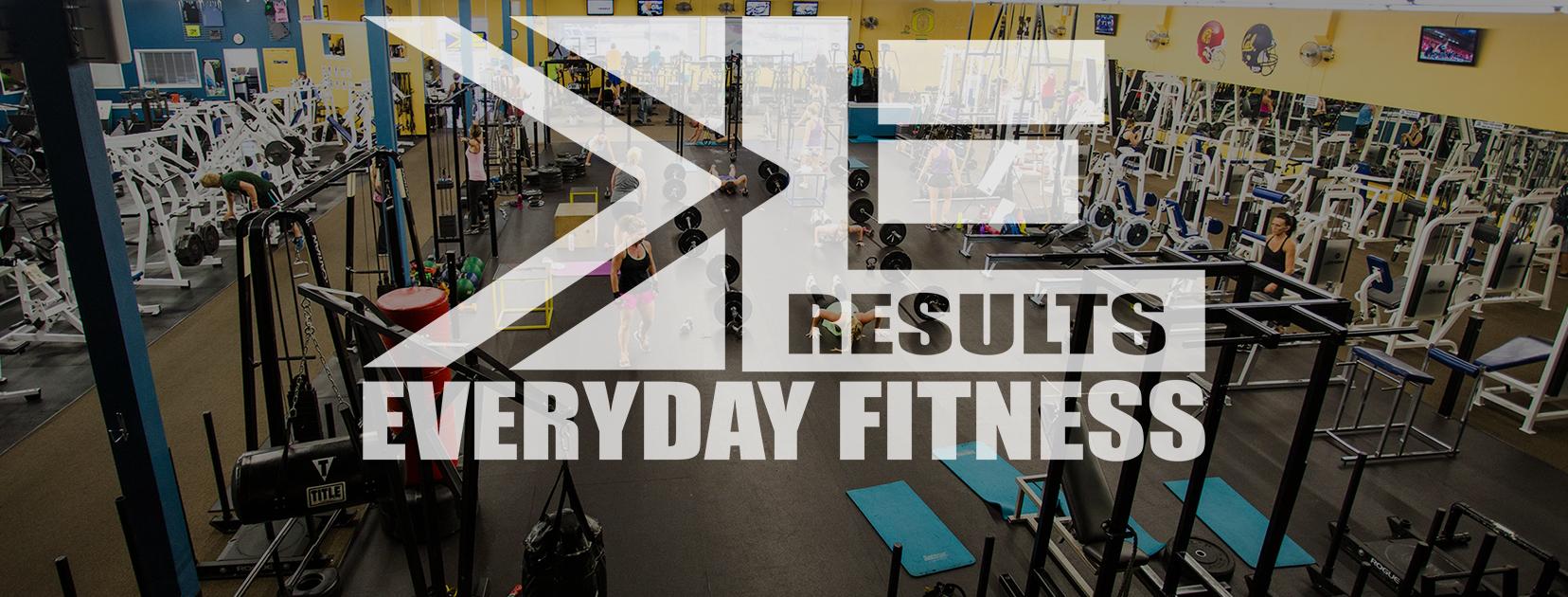 EveryDay Fitness Redding CA, Sponsor of 2018 Redding Health Expo