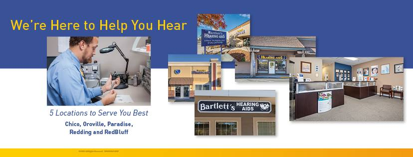 Bartlett's Hearing Aids | Redding Health Expo, Redding CA Health and Wellness Show