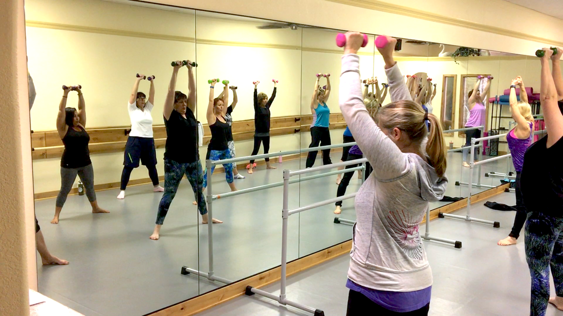 Elite Barre Fitness Studio | Redding Health Expo, Redding CA Health and Wellness Show
