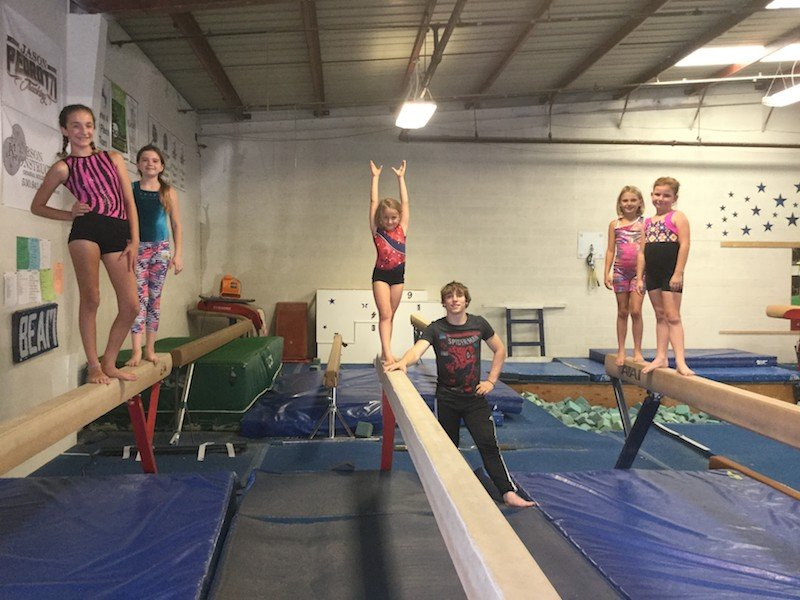 Galaxy Gymnastics Academy   Redding Health Expo, Redding CA Health and Wellness Show