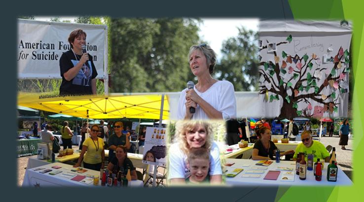 Shasta County Suicide Prevention | Redding Health Expo, Redding CA Health and Wellness Show