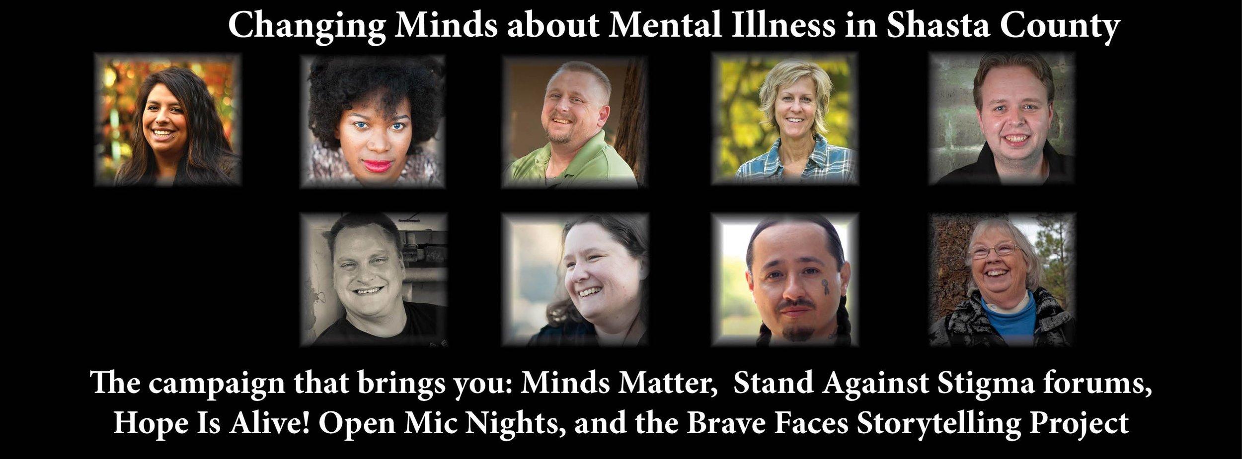 Stand Against Stigma | Redding Health Expo, Redding CA Health and Wellness Show