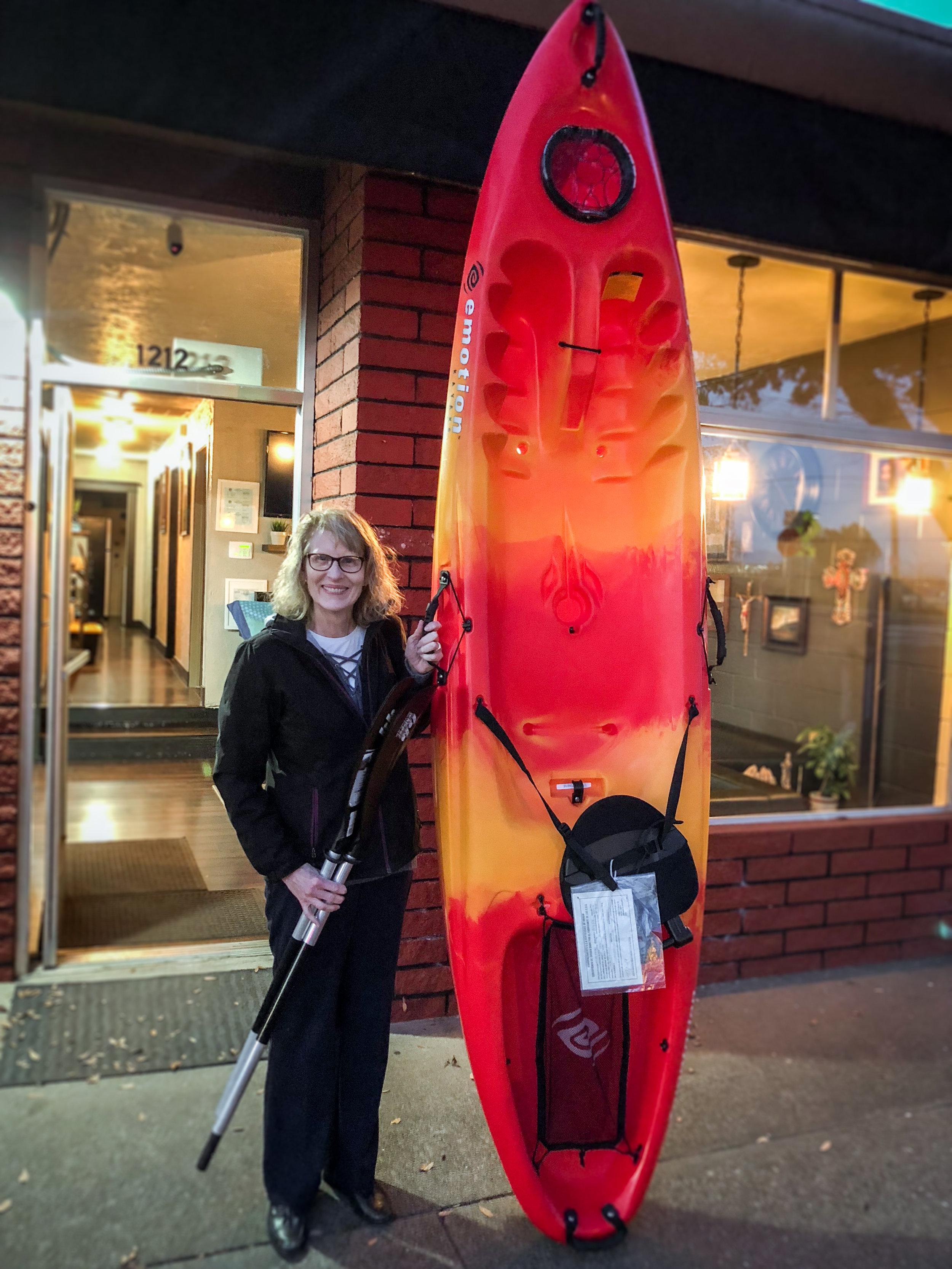 Headwaters Adventure Company Kayak Redding Health Expo