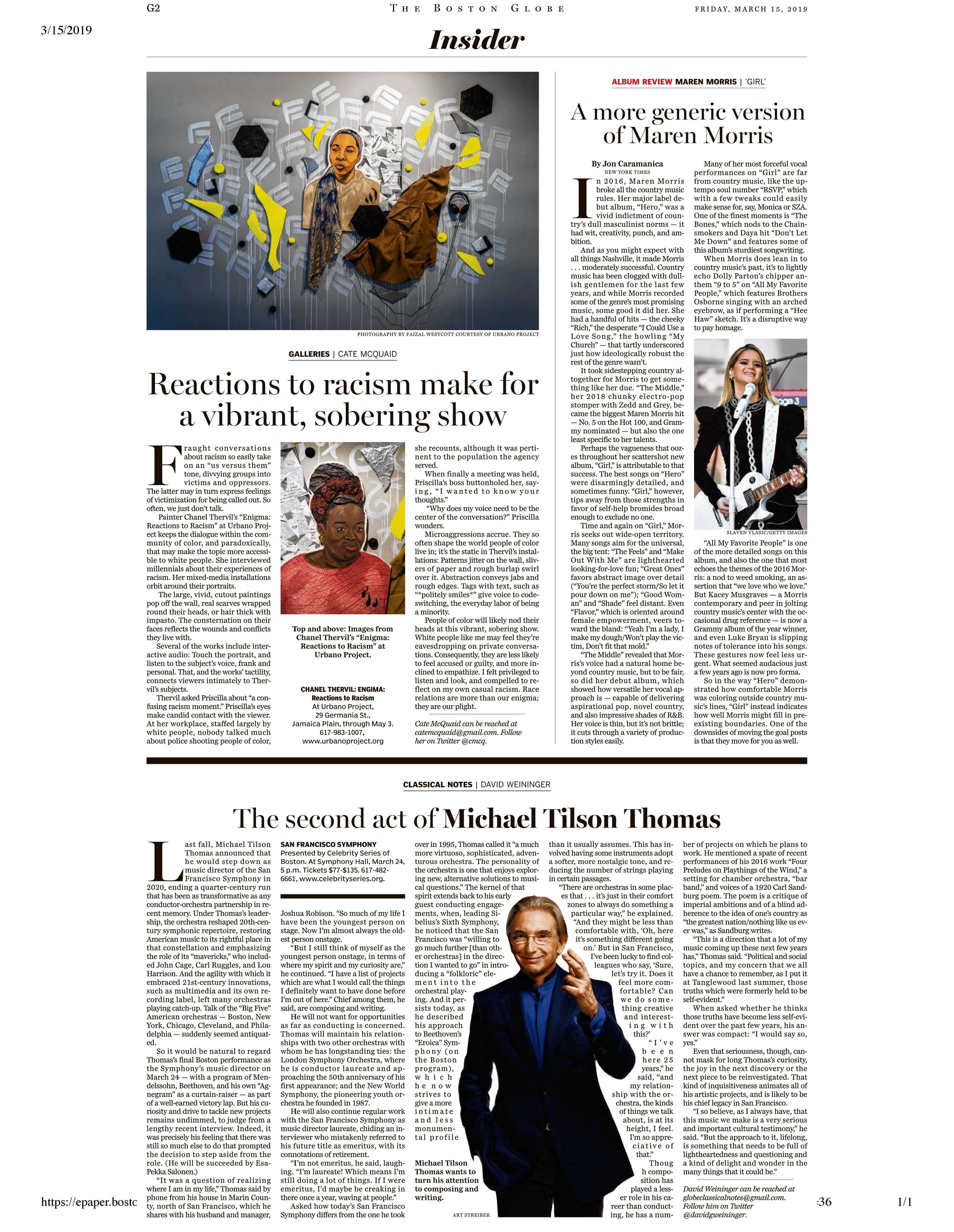 The Boston Globe_Chanel Thervil review_ March 15, 2019.jpg