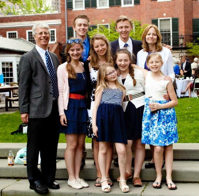 All grown up! The Meosky clan in 2014