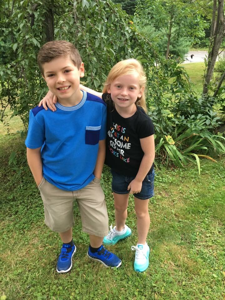 Carter and Emma