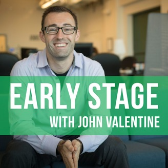 Origin story featured on Early Stage - A Boston-based startup podcast with John Valentine