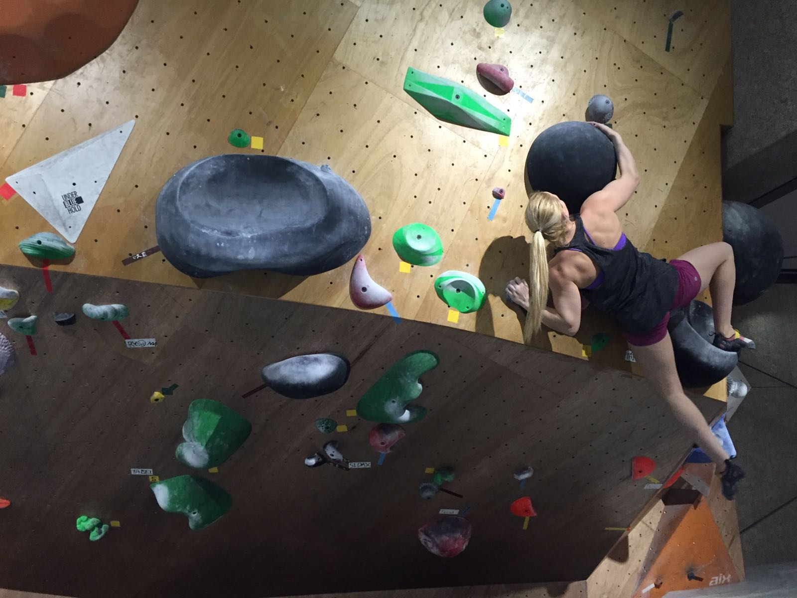 Yuji Hirayama's gym, Basecamp