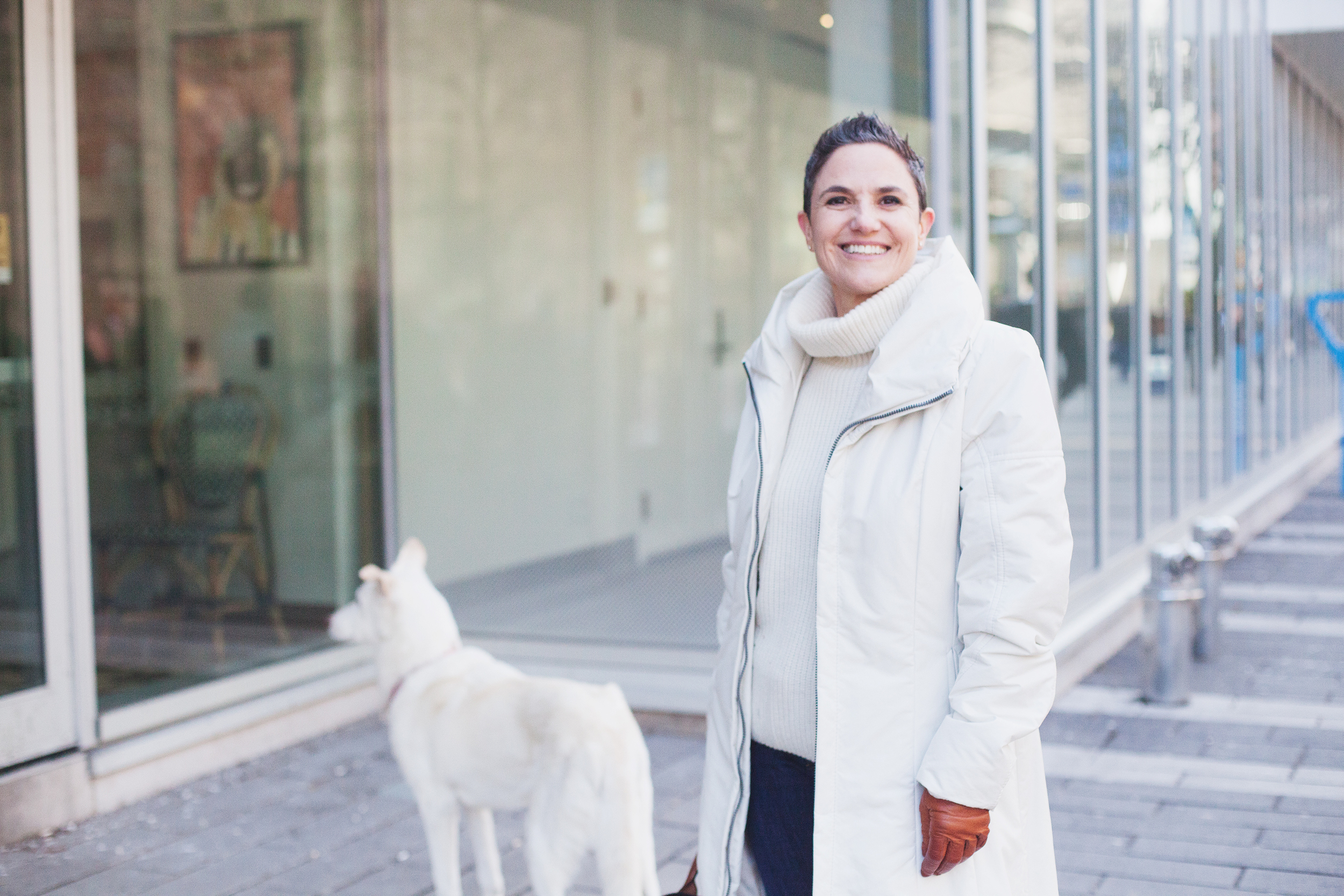 toronto katia white coat